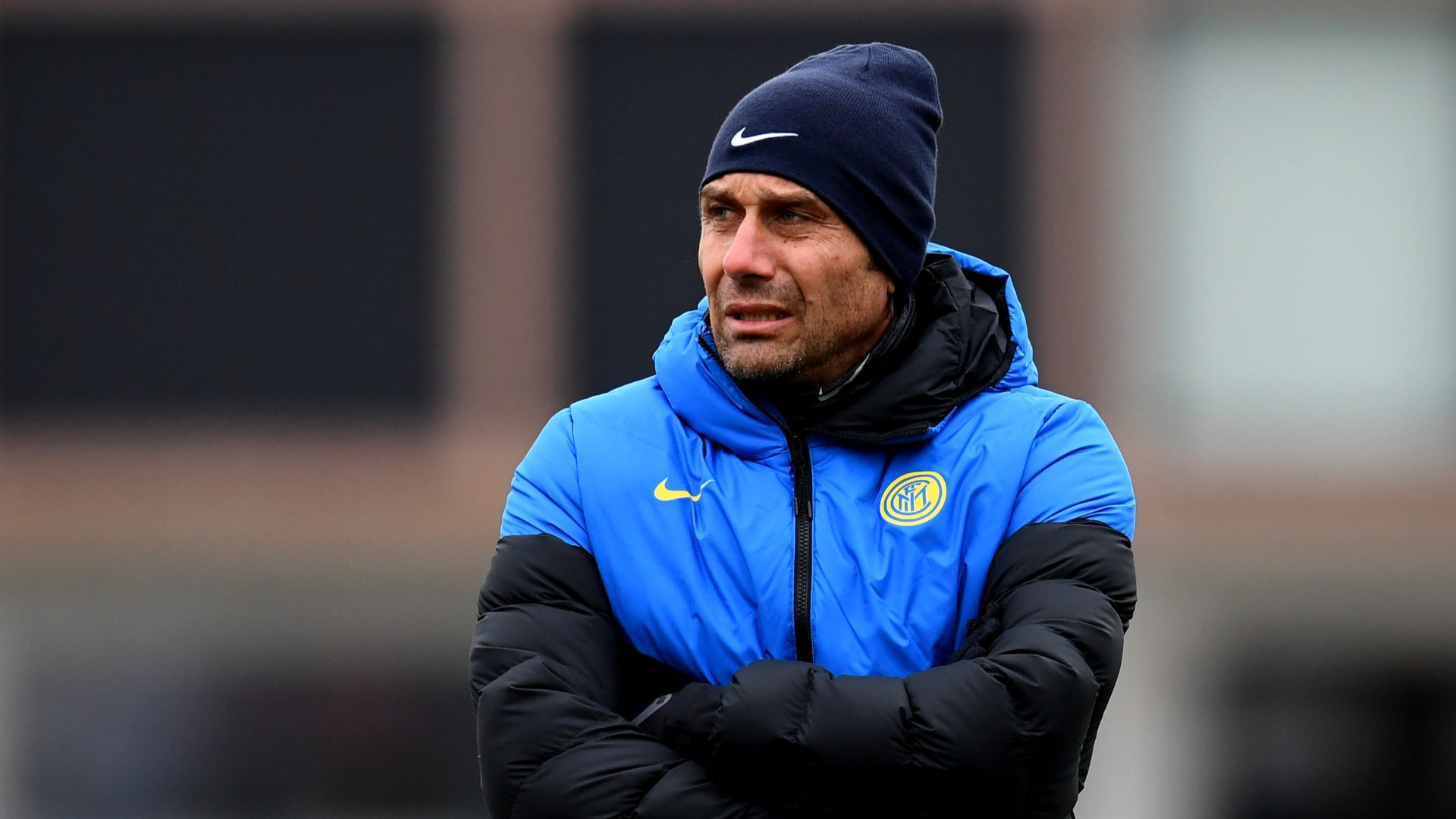 Conte tells Inter the Serie A title race is not won: 'We haven't done anything yet'