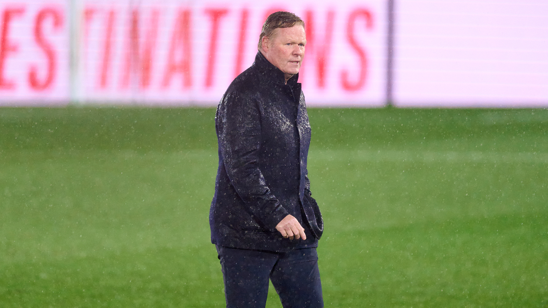 We have to accept it and shut up – Koeman unhappy after Barca denied 'clear penalty' against Madrid