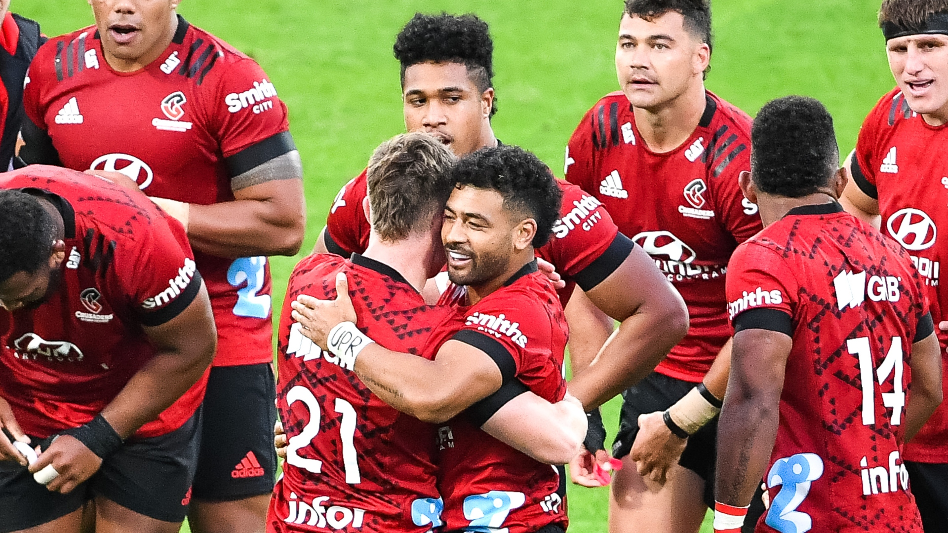 Hurricanes 30-27 Crusaders: Havili's drop goal seals golden-point triumph
