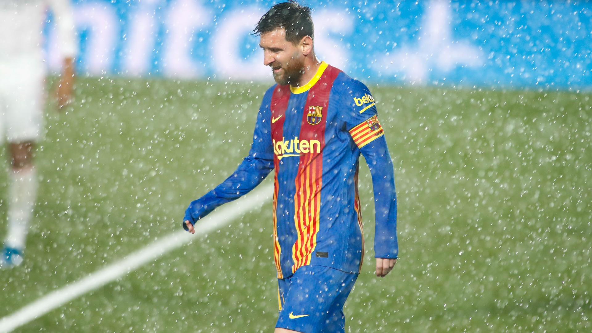 Barcelona hopeful Lionel Messi hasn't played his last Clasico after Madrid loss