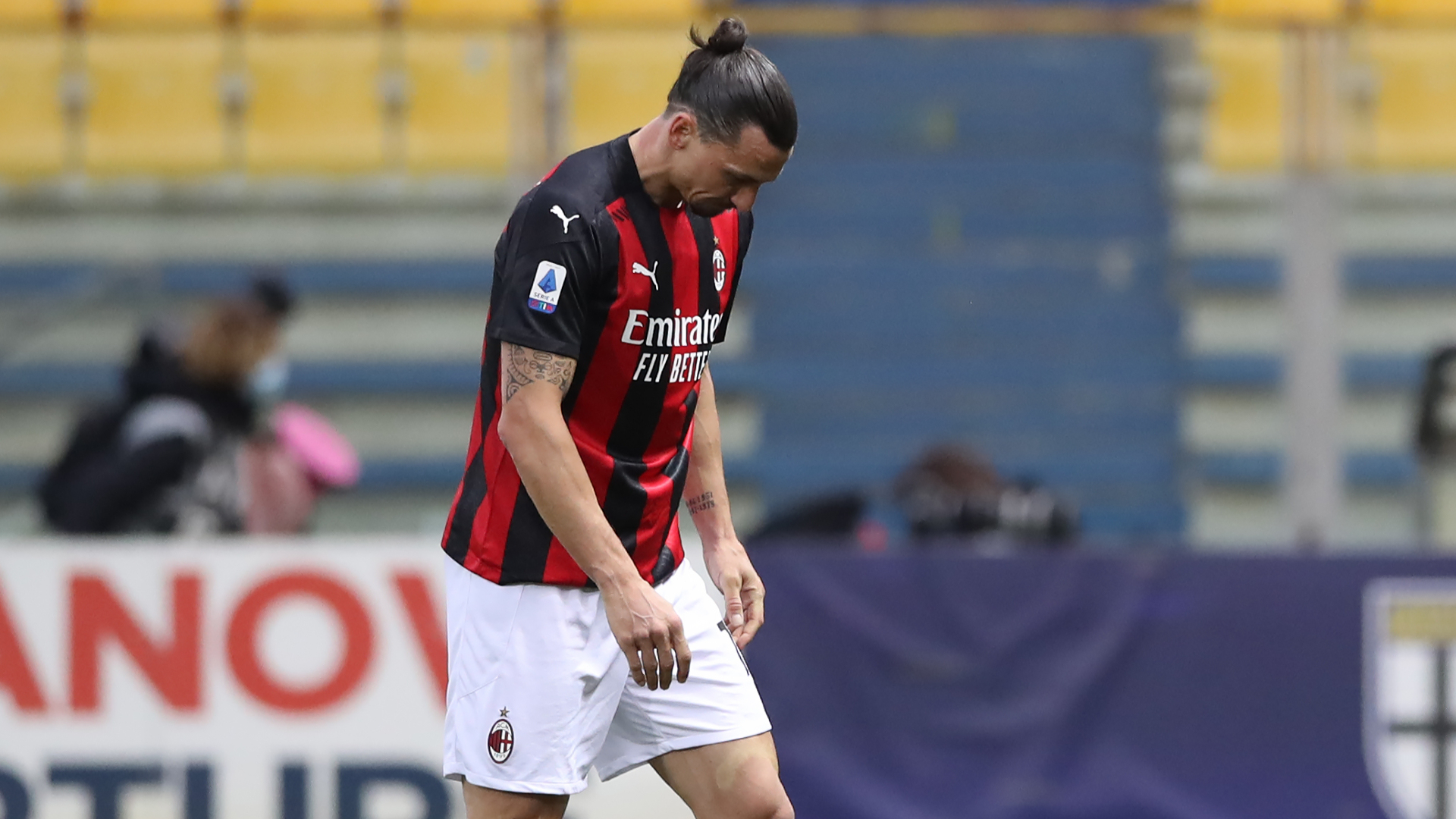 Parma 1-3 Milan: Rossoneri made to sweat after Ibrahimovic sent off for dissent