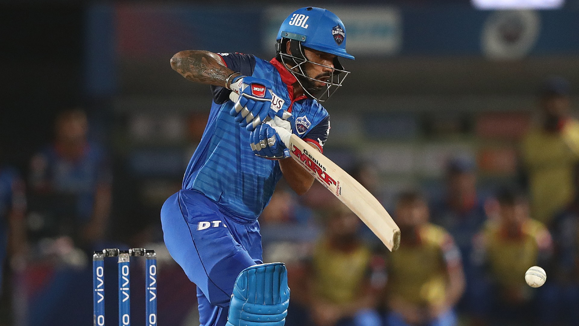 Dhawan and Shaw lead Delhi to dominant victory