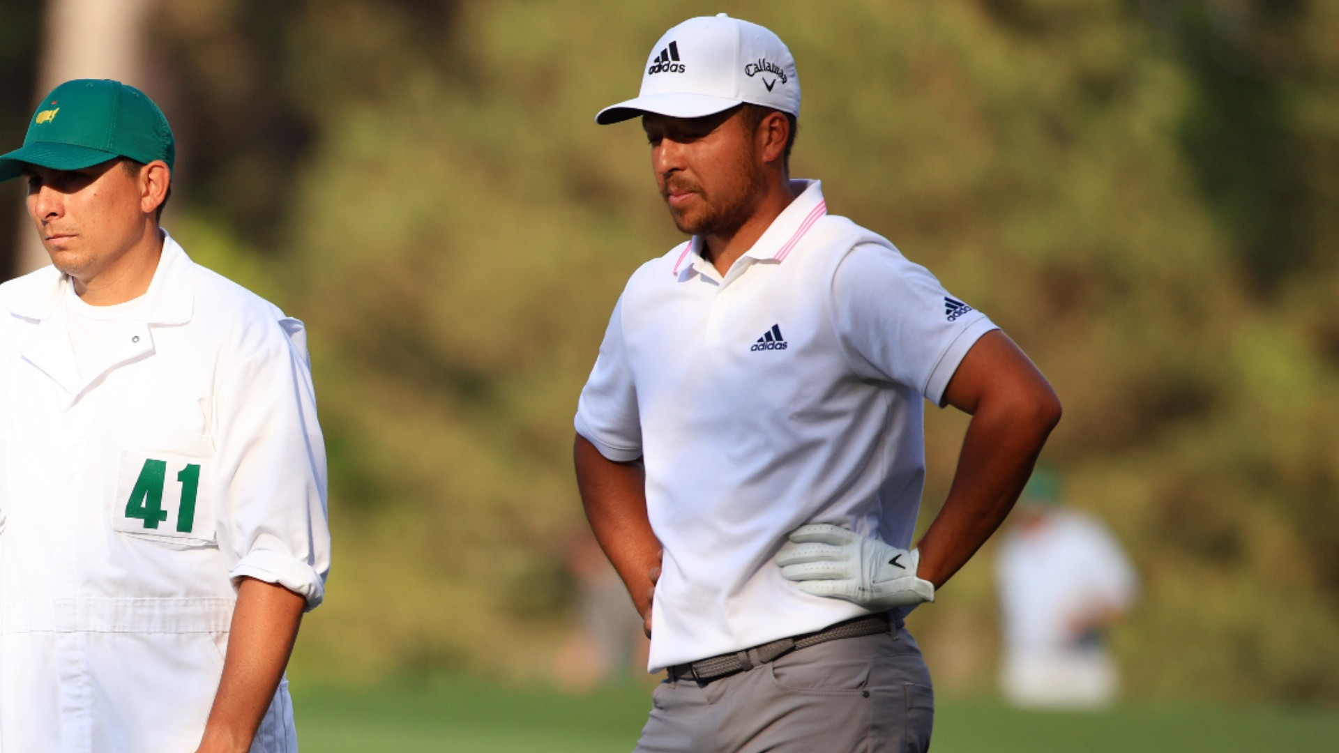 The Masters: No regrets for Schauffele after another close major call