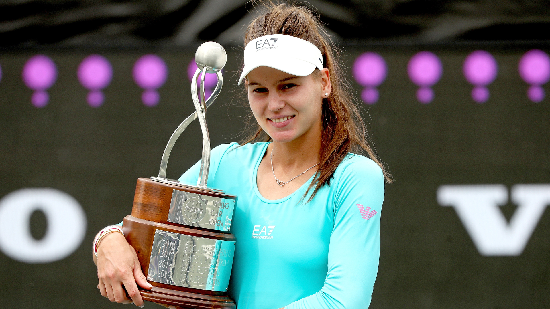 WTA breakthrough titles for Kudermetova and Osorio Serrano