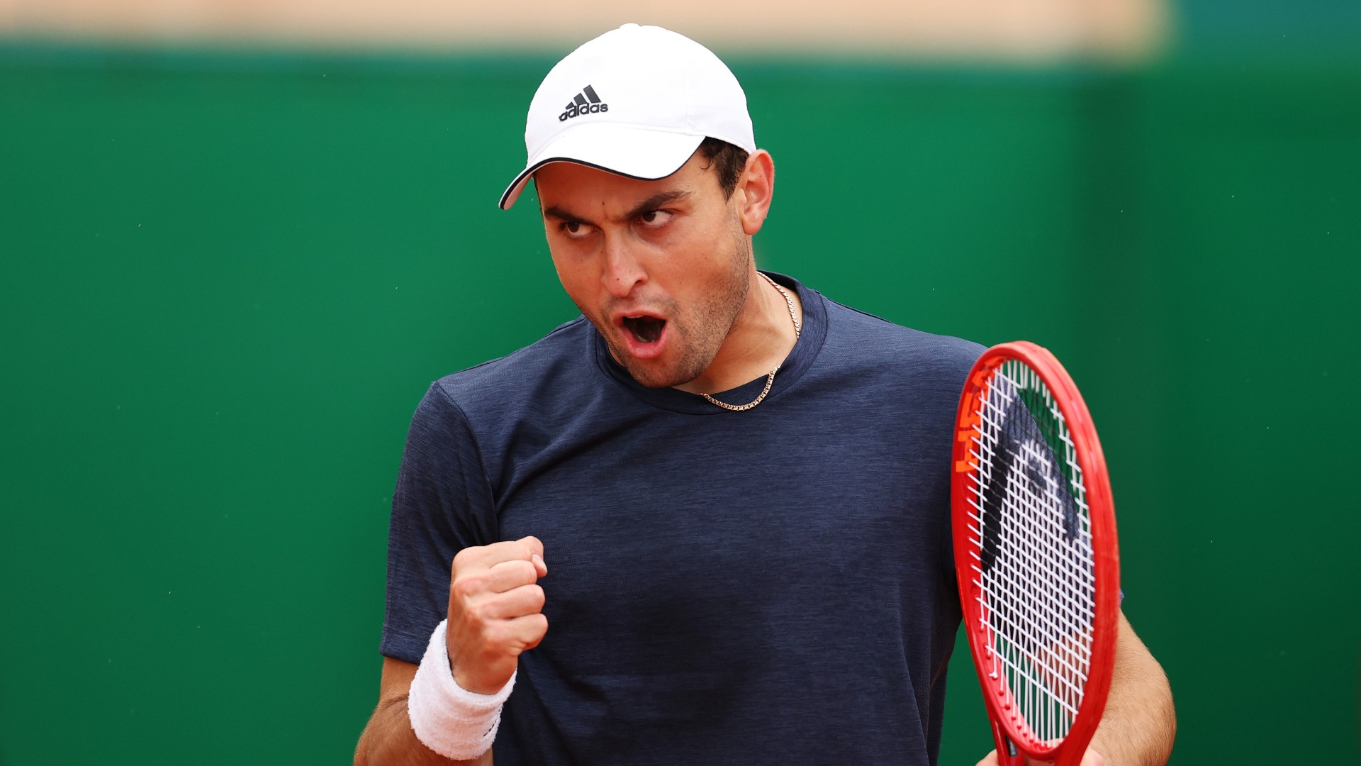 Karatsev sees off Musetti in rainy Monte Carlo