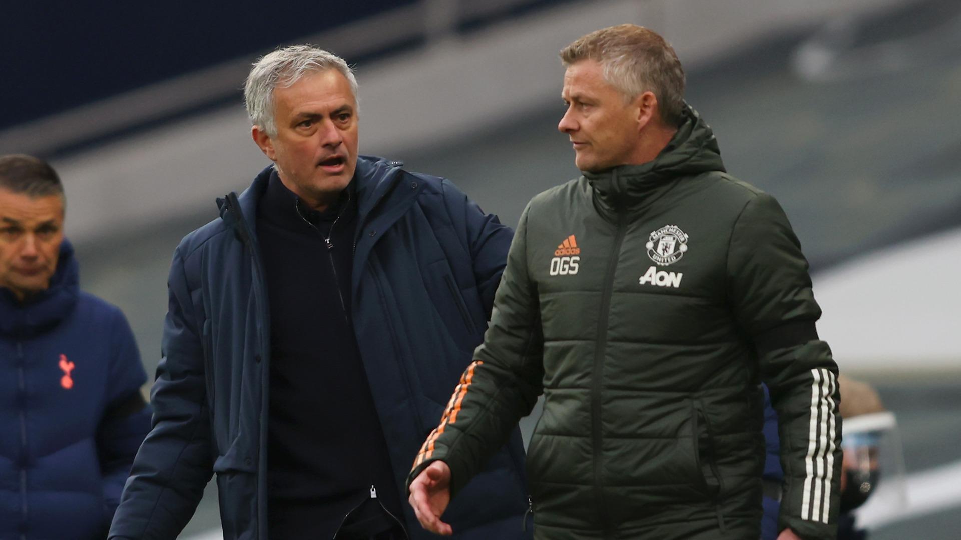 Solskjaer's son chimes in on Mourinho spat: I always get fed
