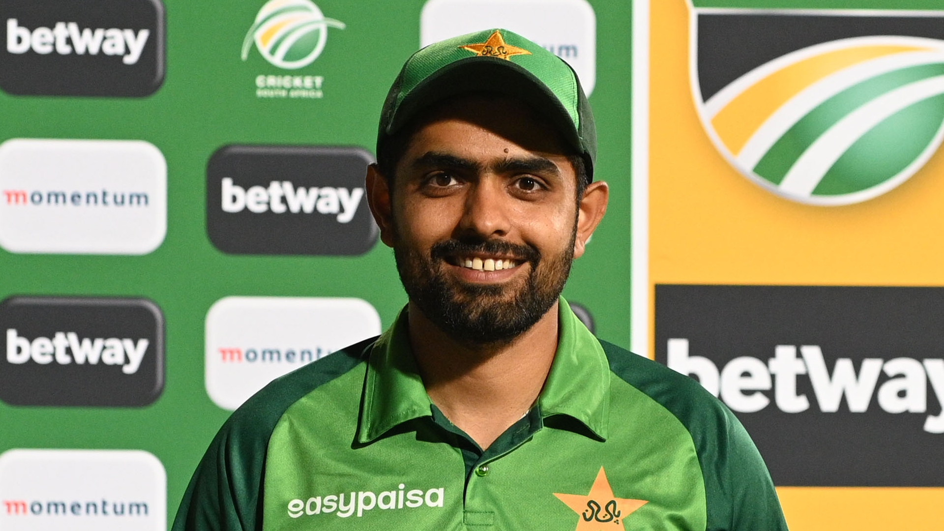 Brilliant Babar overtakes Kohli as number-one ODI batsman