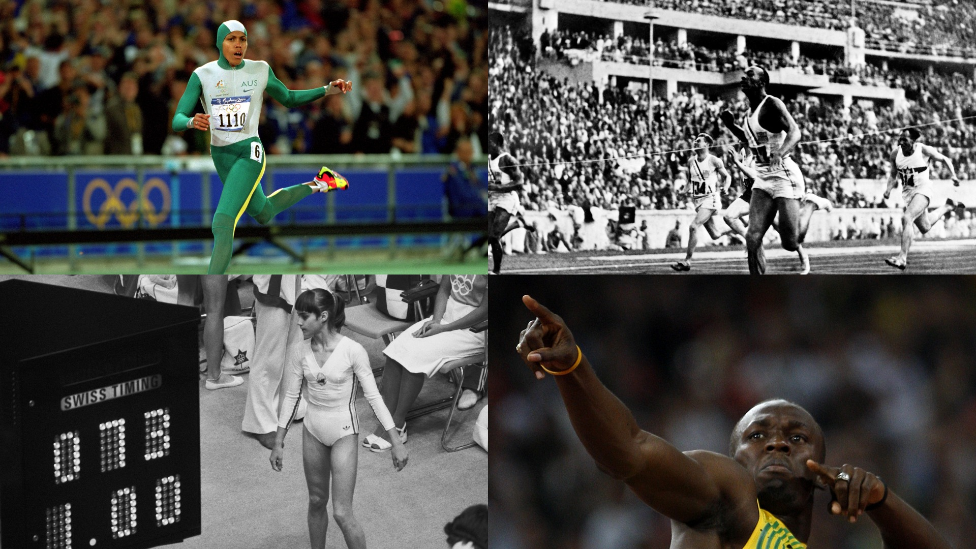 Tokyo Games 100 days to go: Lightning Bolt in Beijing and Freeman's spacesuit - 10 of the greatest moments in Olympics history