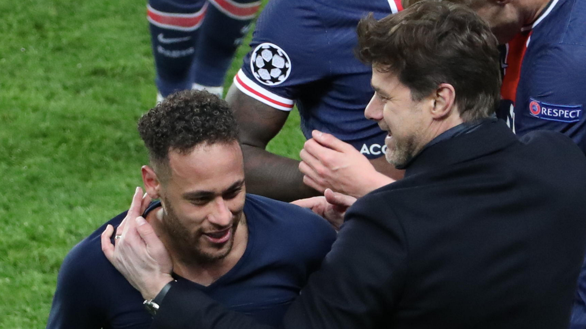 Smells like team spirit to Pochettino as PSG close in on Champions League glory