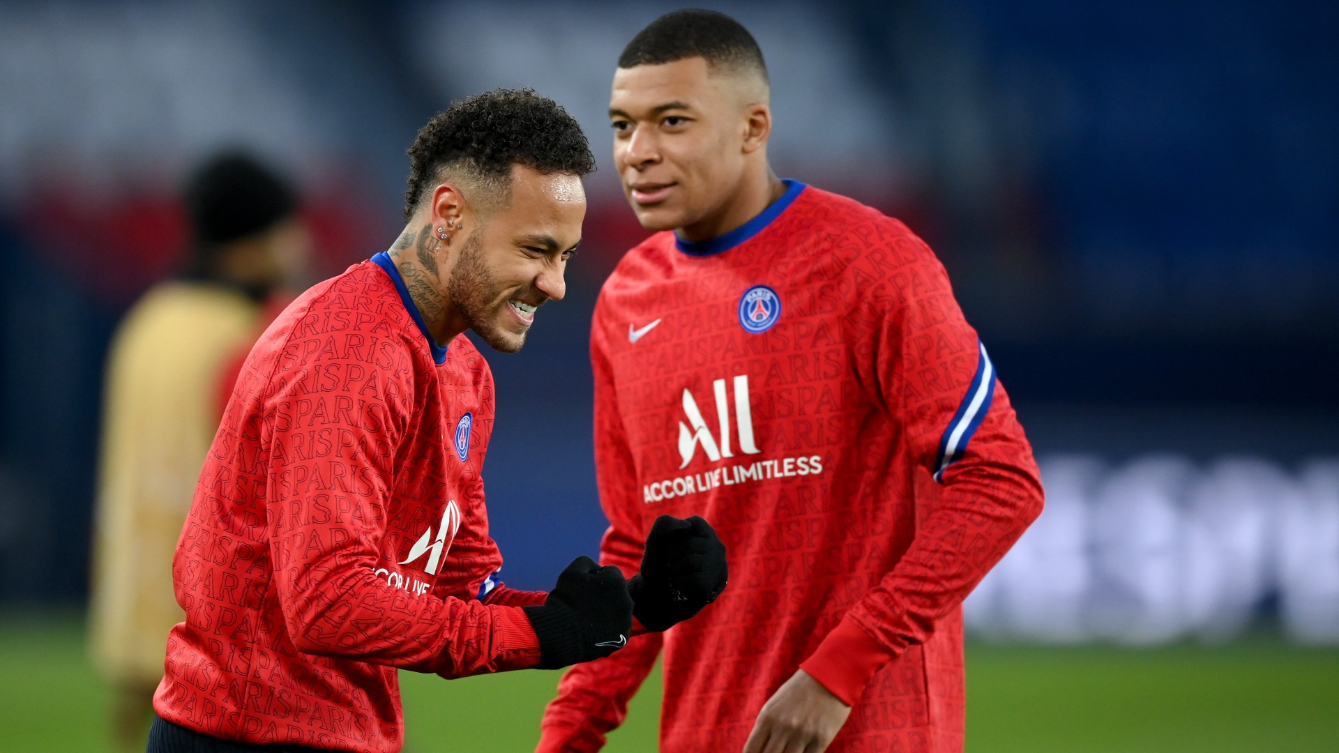 Neymar and Mbappe have no excuses to leave PSG as Champions League semis beckon, insists Al-Khelaifi