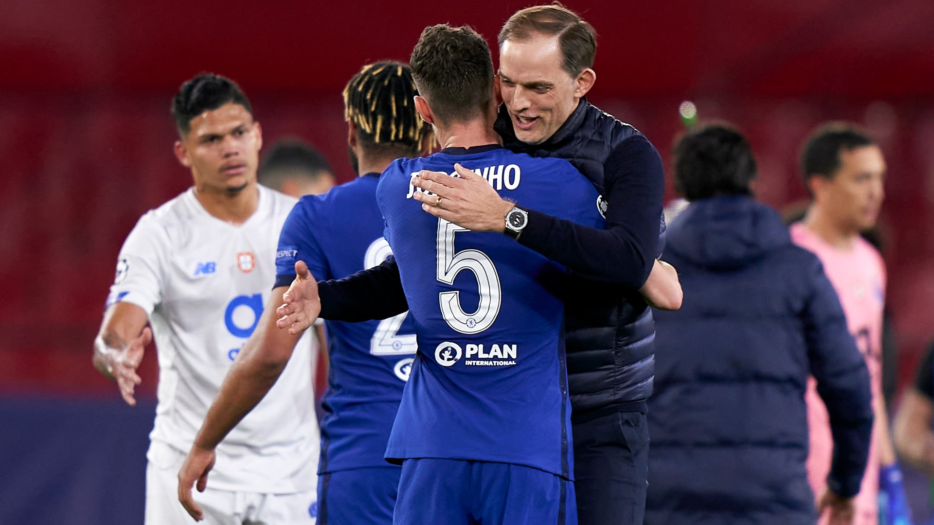 Chelsea boss Tuchel savours semi-final progress after 'tough, tough fight' against Porto