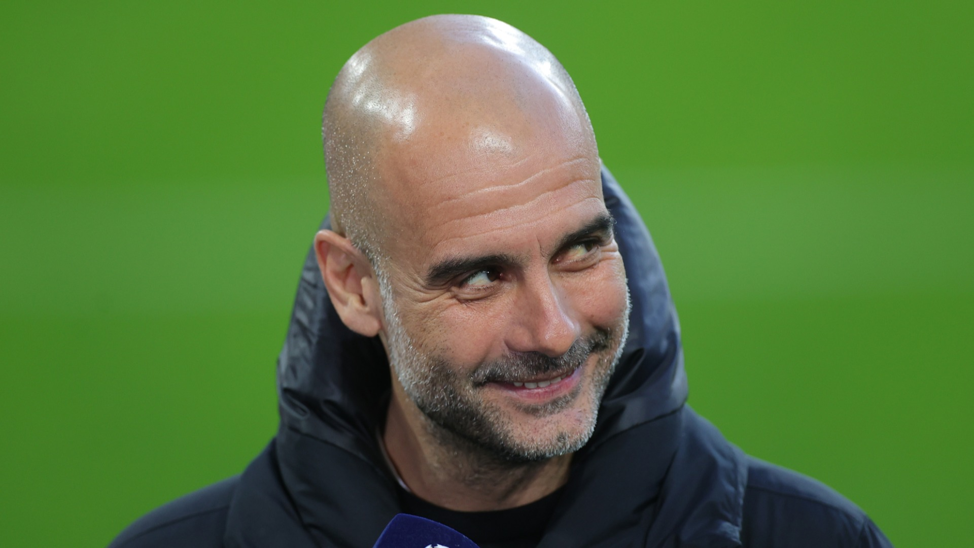 Guardiola delighted fortune finally favours City in 'unfair' Champions League