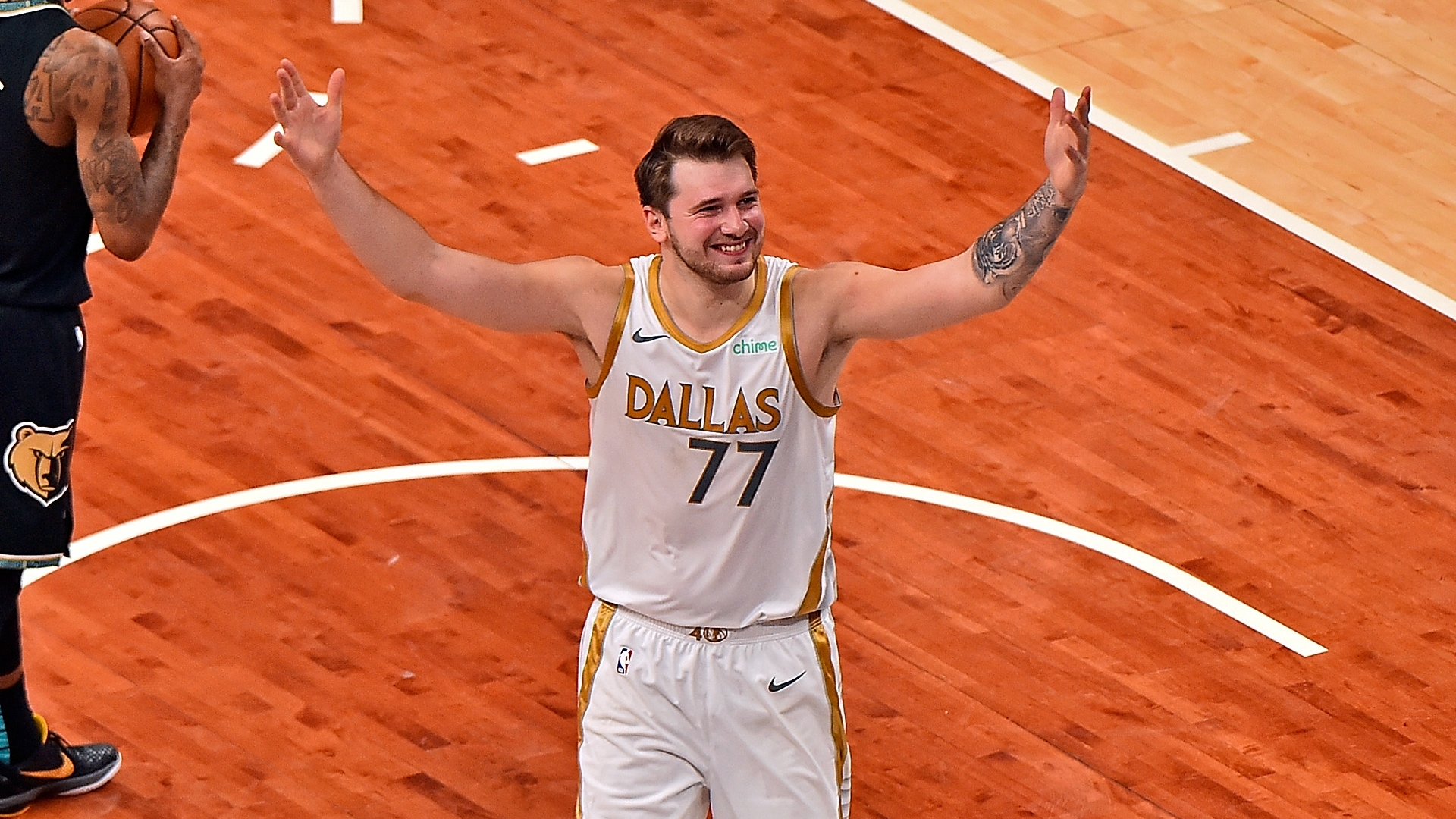 Doncic on buzzer-beating three-pointer: Those are the best feelings ever