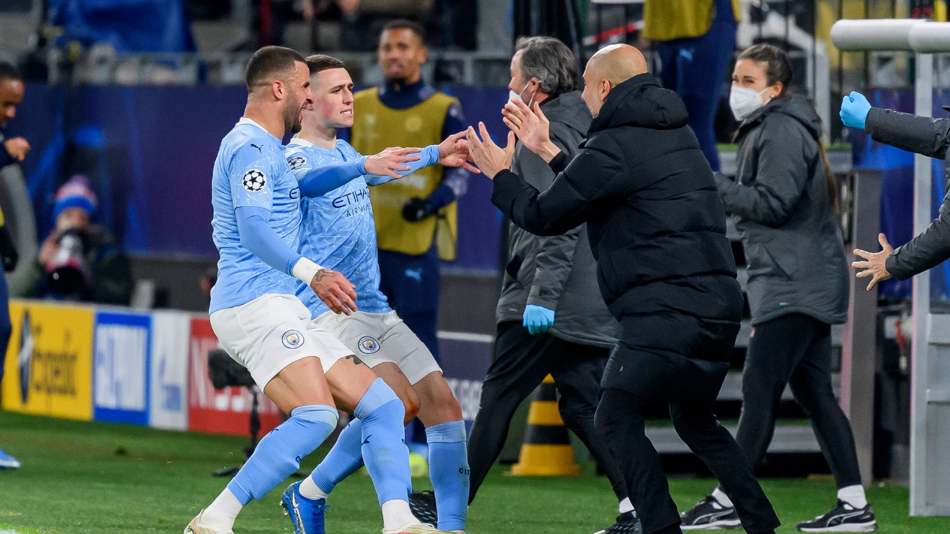 Foden never hides - Guardiola hails Man City's Champions League hero