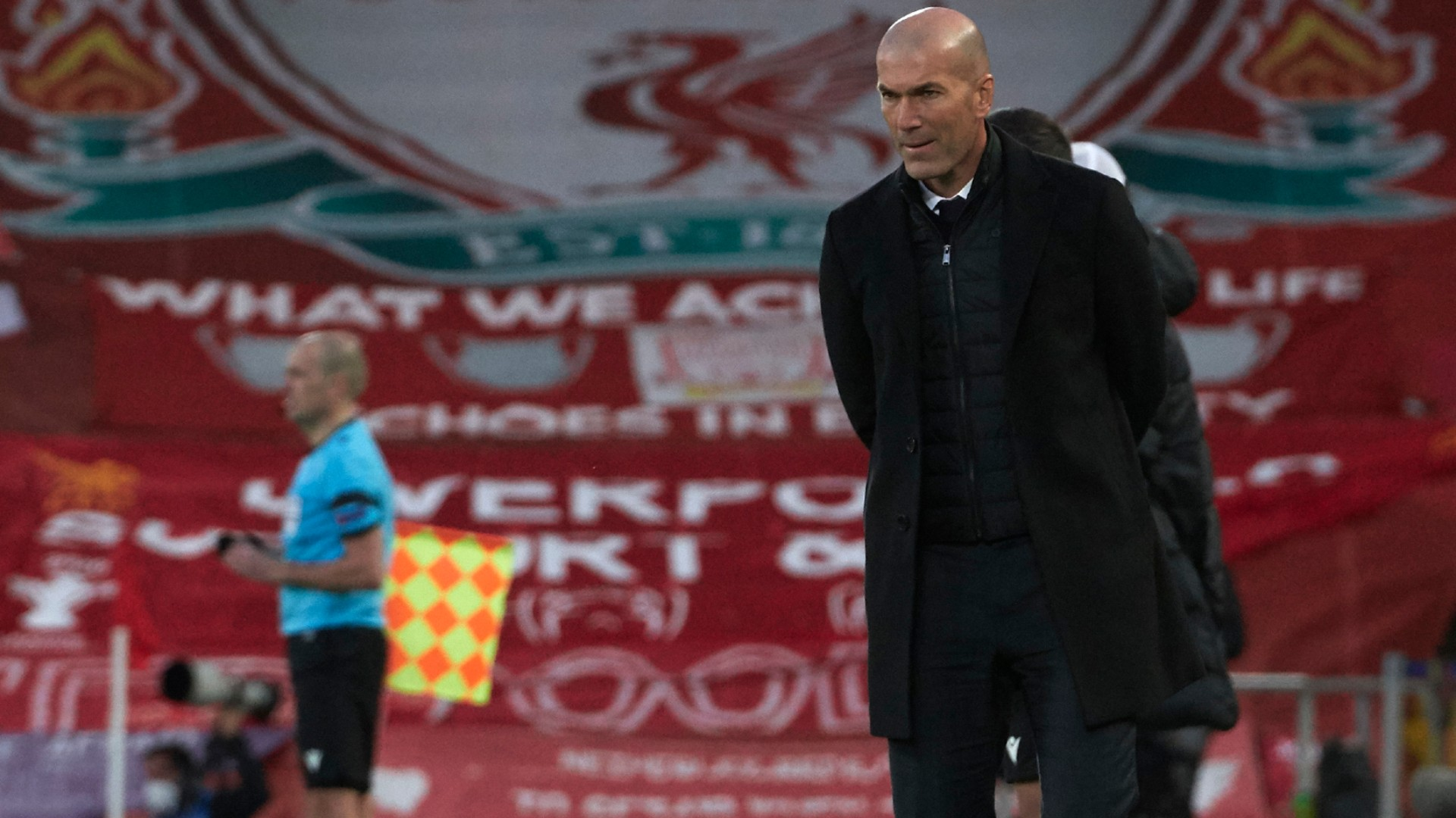 Real Madrid want more as Champions League semis await – Zidane