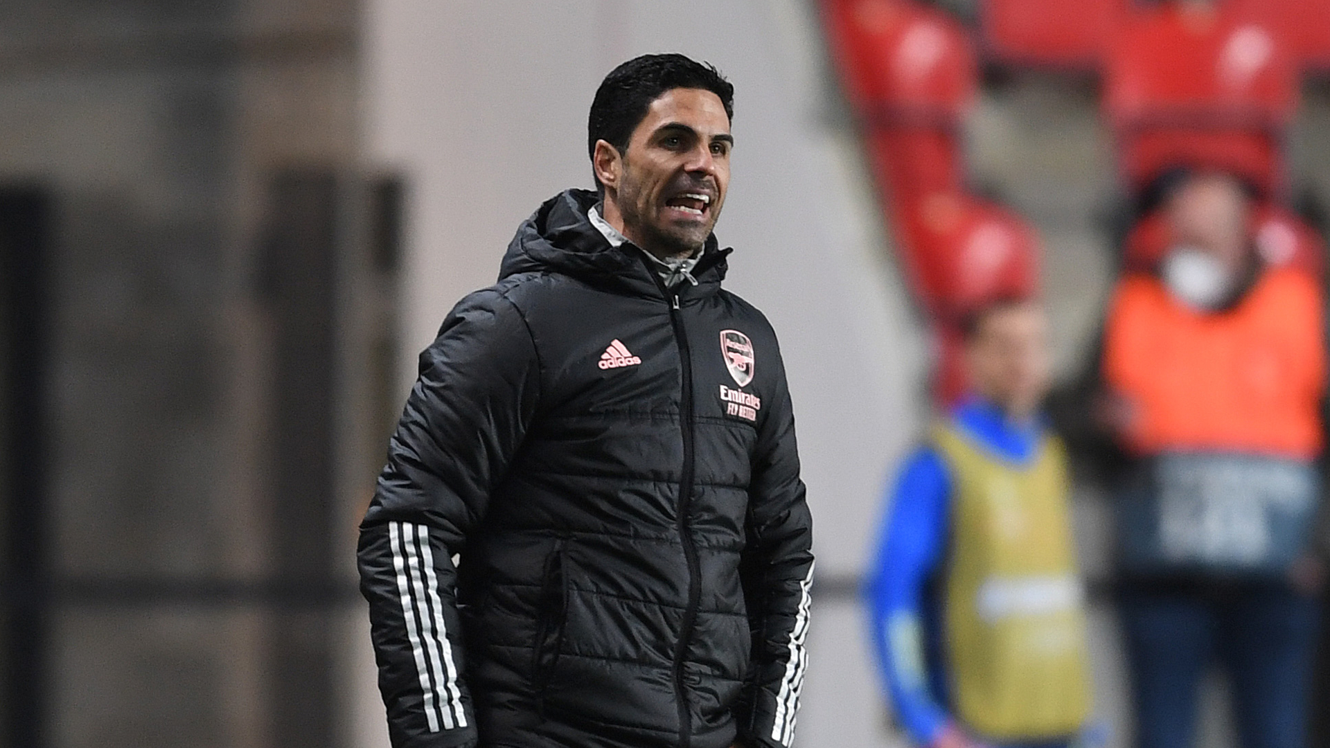 Arteta expecting tough test against Emery's Villarreal after easing past Slavia Prague