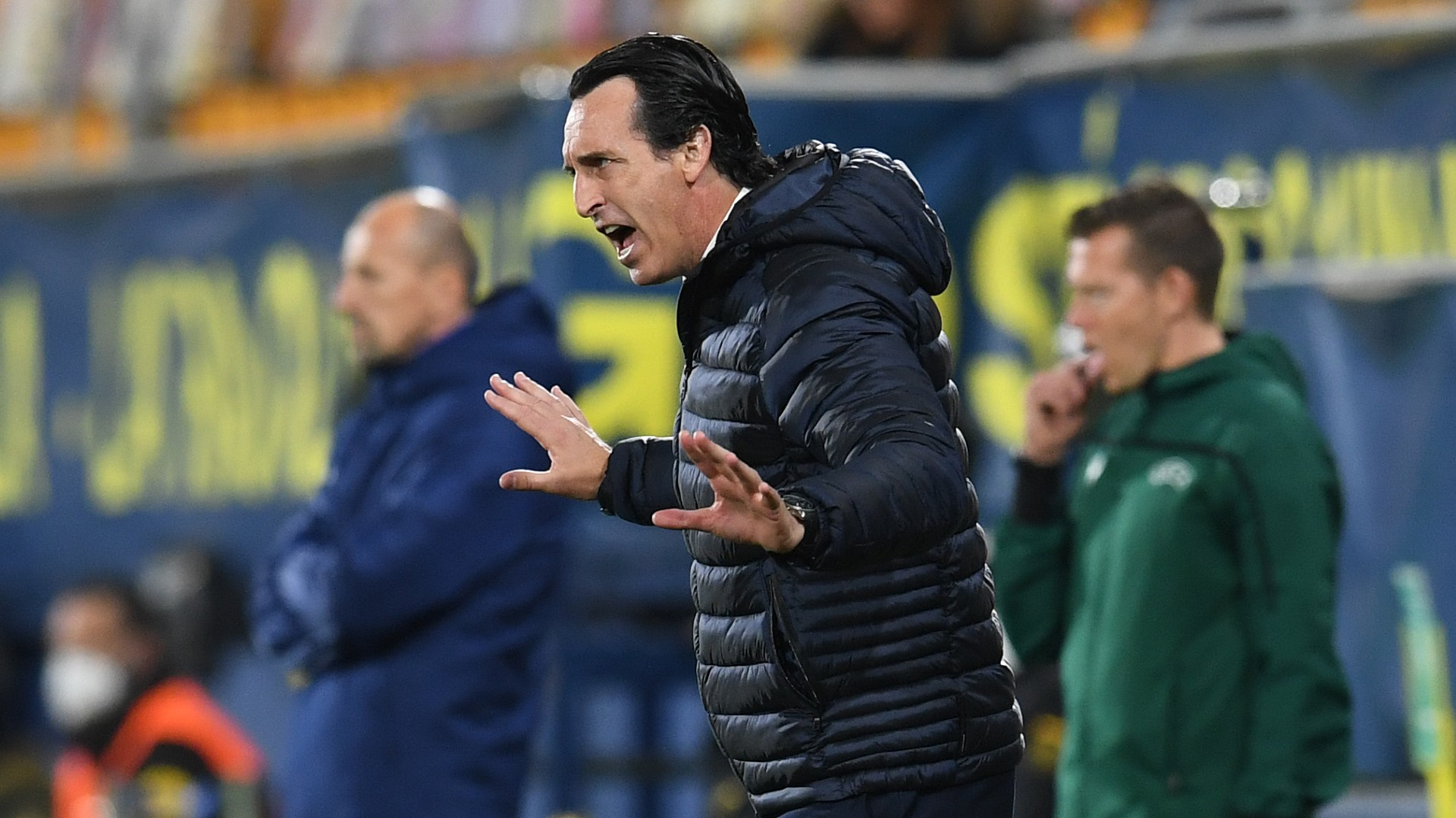 Arsenal clash 'nothing new' for Emery ahead of Europa League semi-final