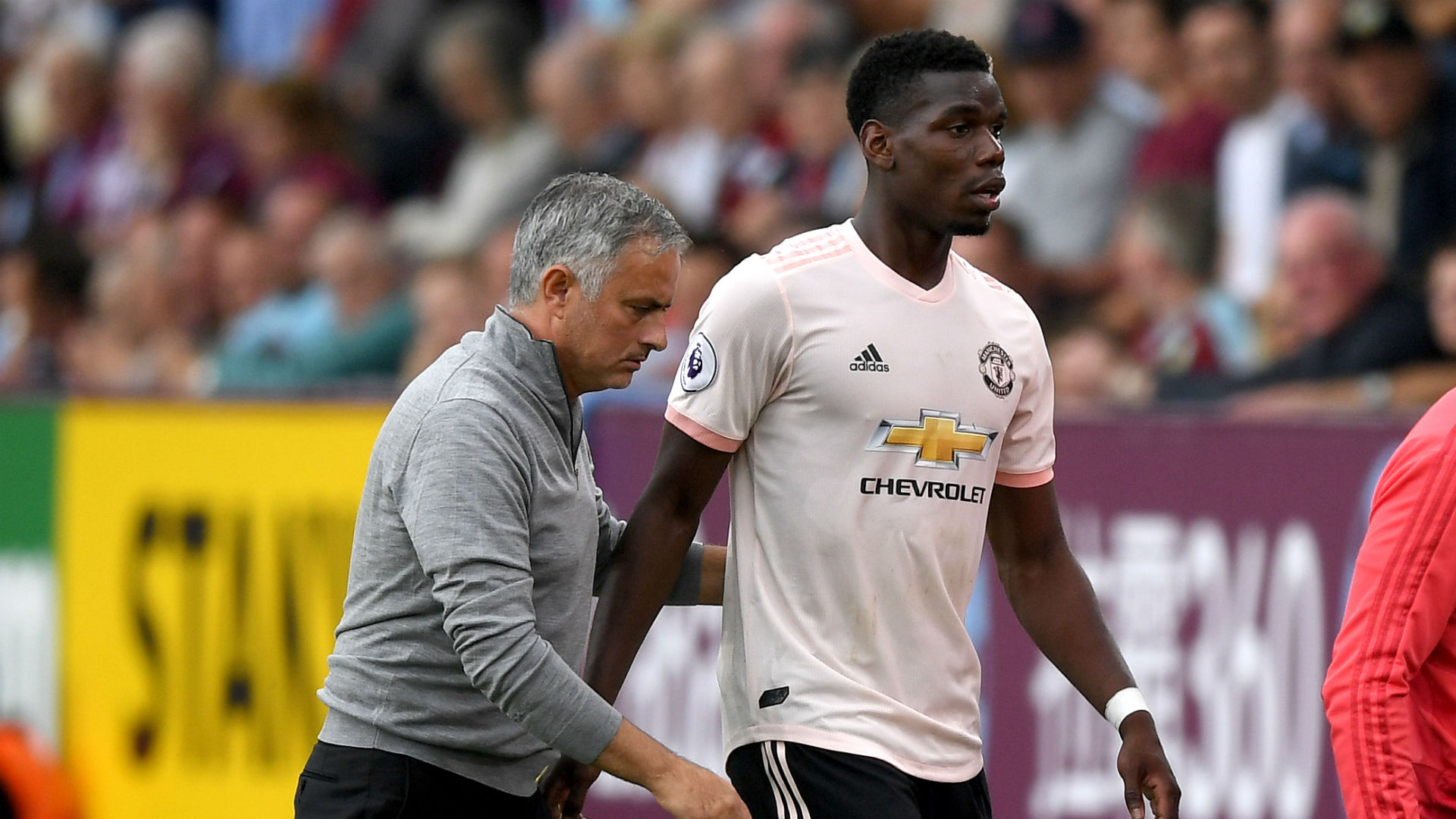 Mourinho 'couldn't care less' about Pogba comments over Man Utd relationship