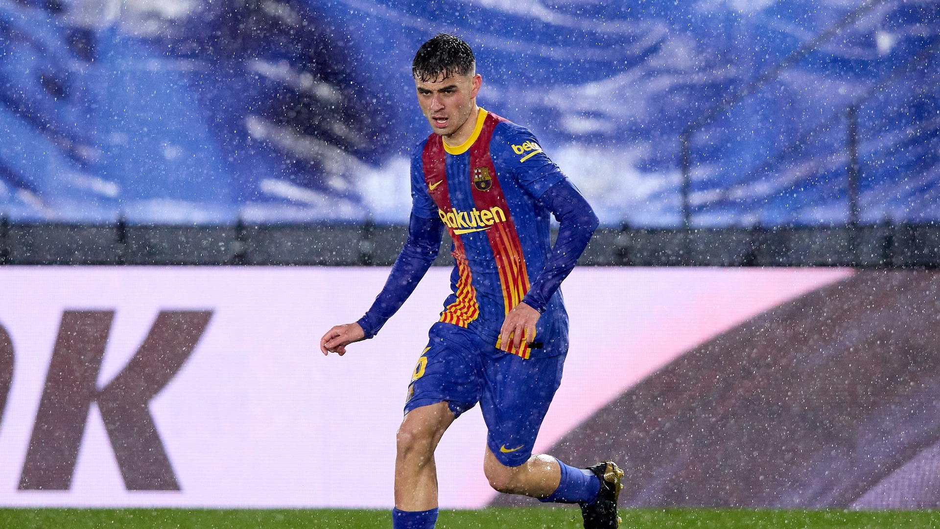 'One-in-a-million' Pedri becoming more than Iniesta's heir at Barca after snow interrupted Real Madrid trial