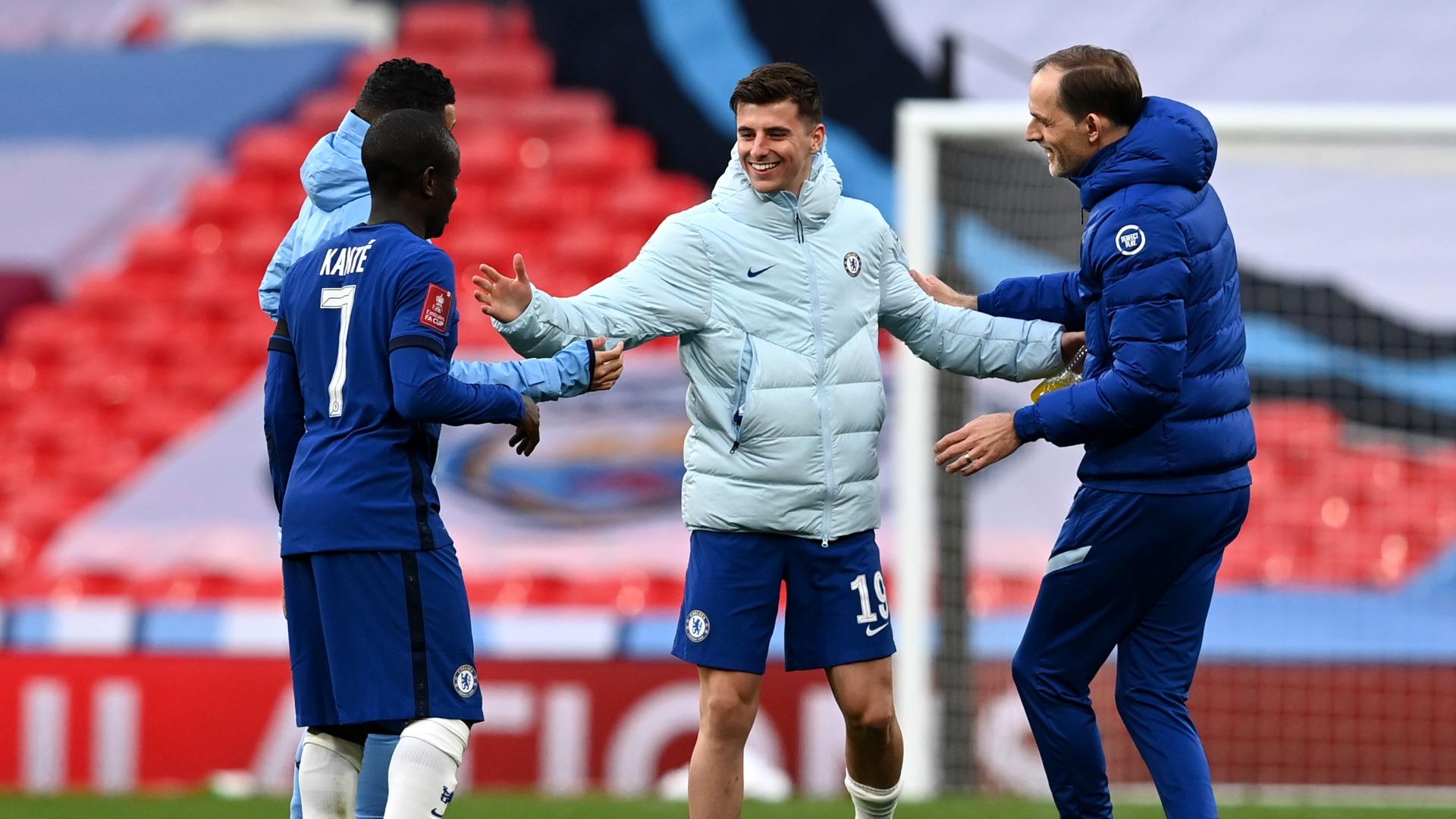 Tuchel's Chelsea quell quadruple talk as Man City meet their match