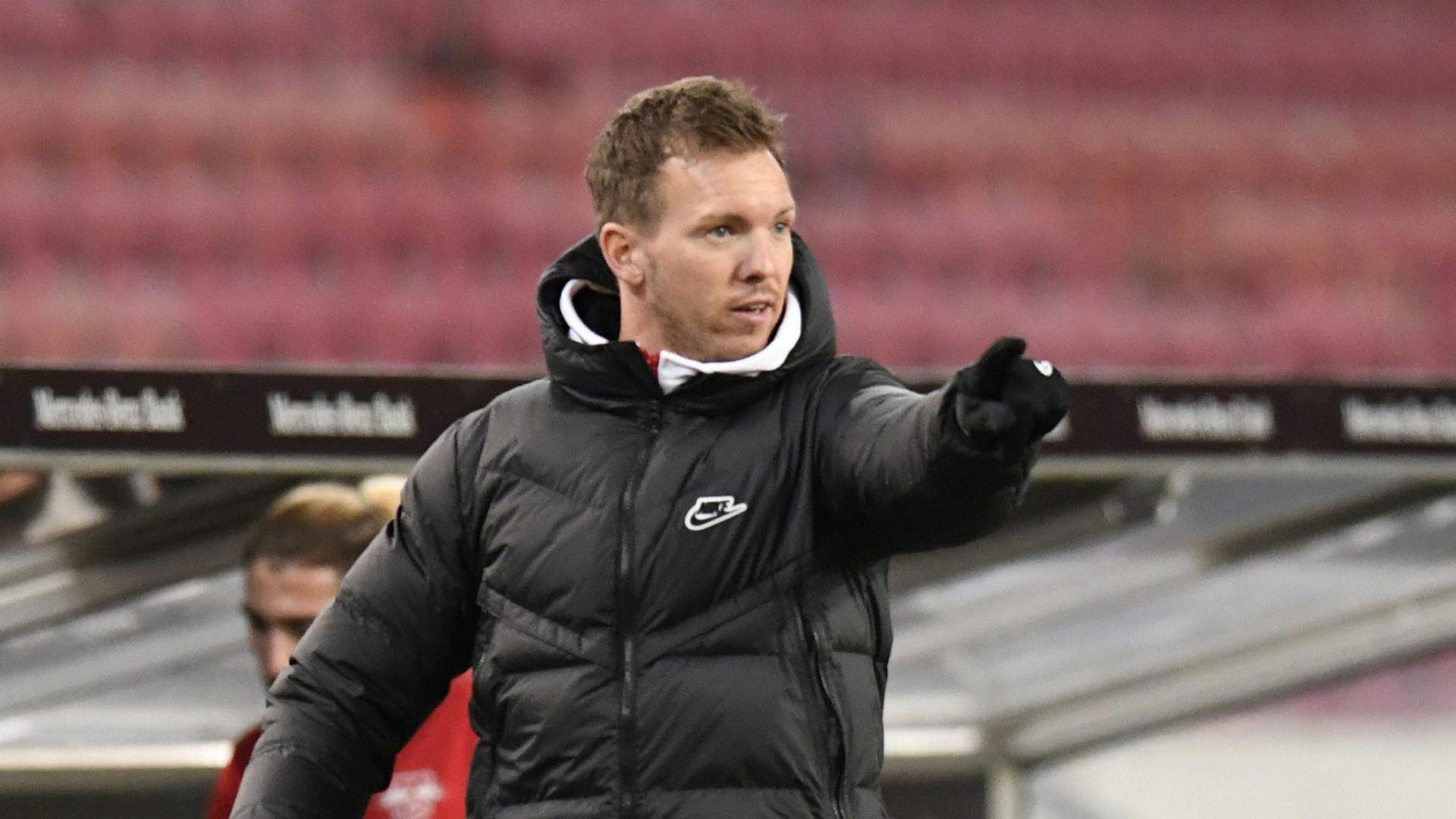 Matthaus expects Nagelsmann to land Bayern job
