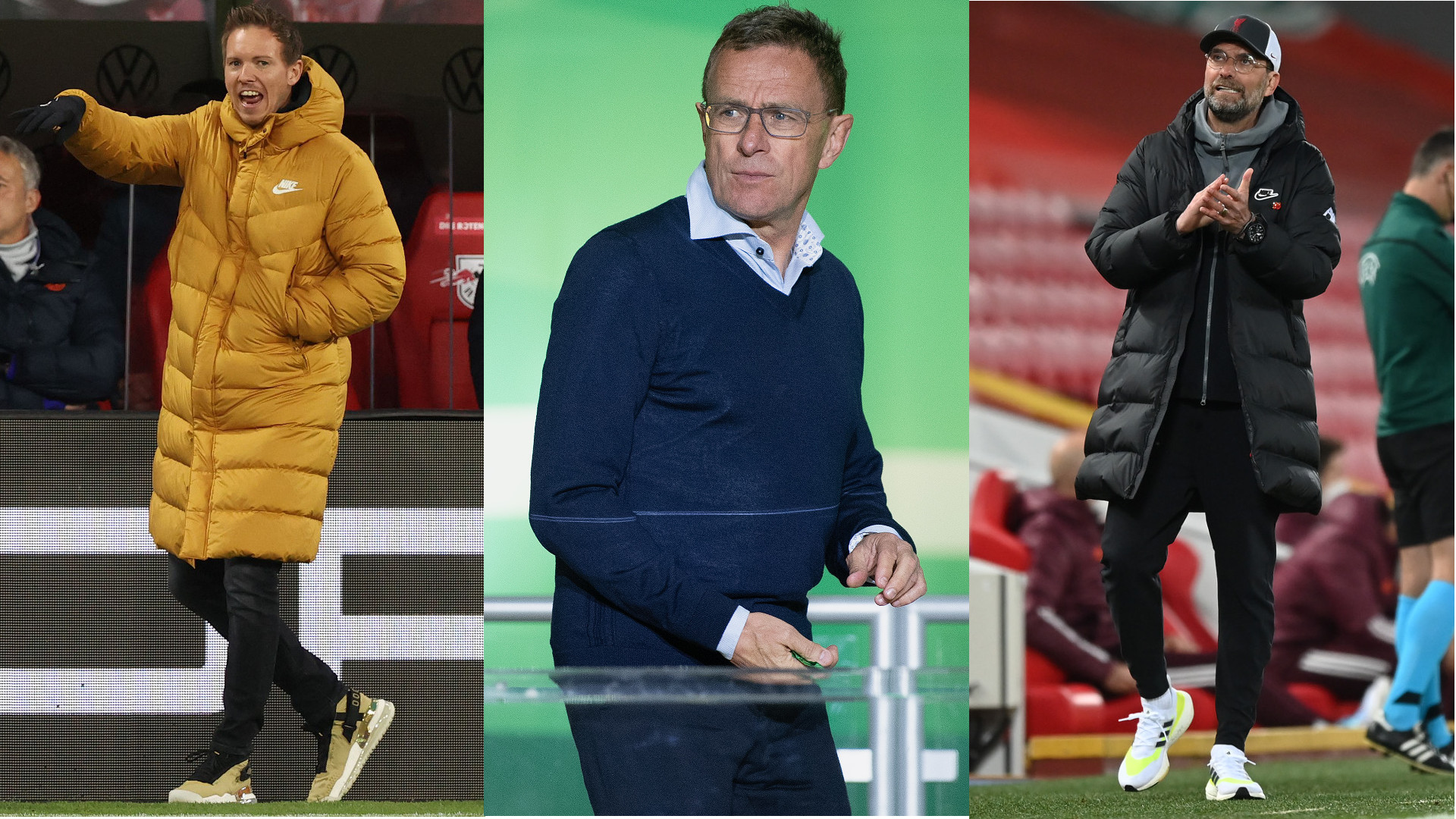 Flick leaving Bayern: The contenders to take over at the Allianz Arena