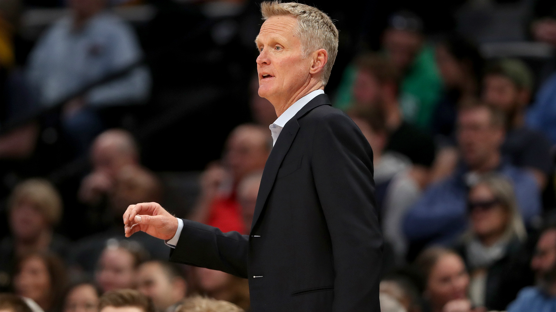 Kerr 'in awe' of Celtics and Warriors quality in TD Garden thriller