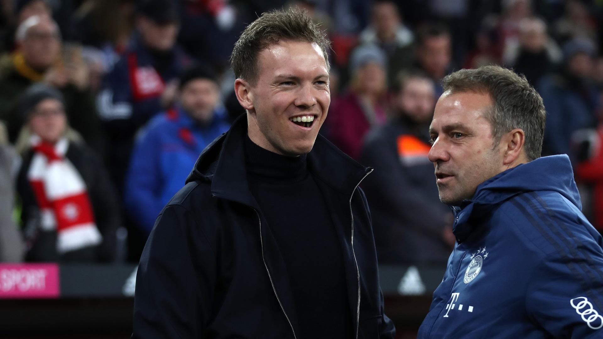 Nagelsmann denies Bayern talks amid Flick exit announcement