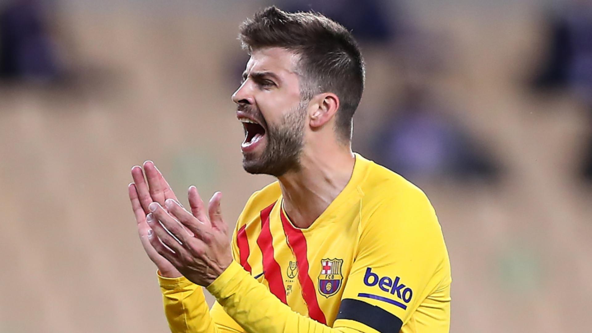 European Super League: Barcelona's Pique breaks ranks – 'Football belongs to the fans'