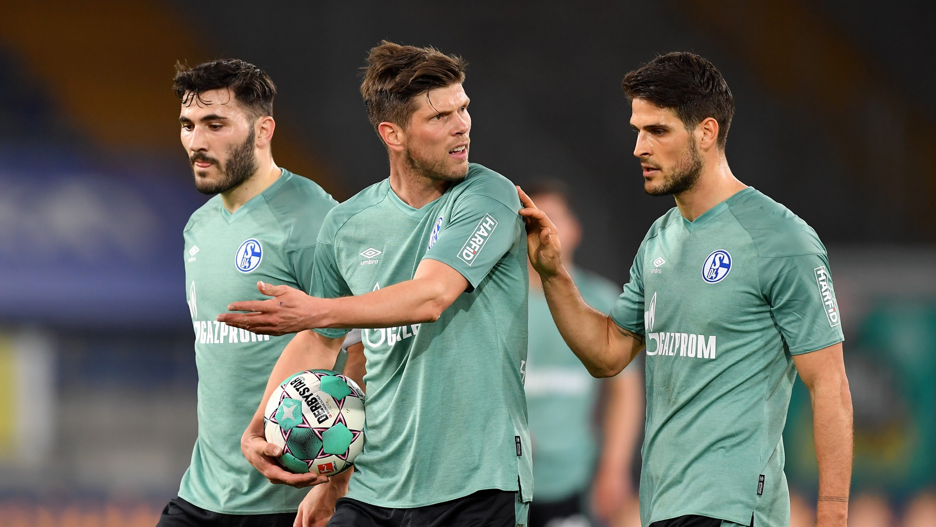 Grammozis on 'bitter hour' as Schalke suffer relegation