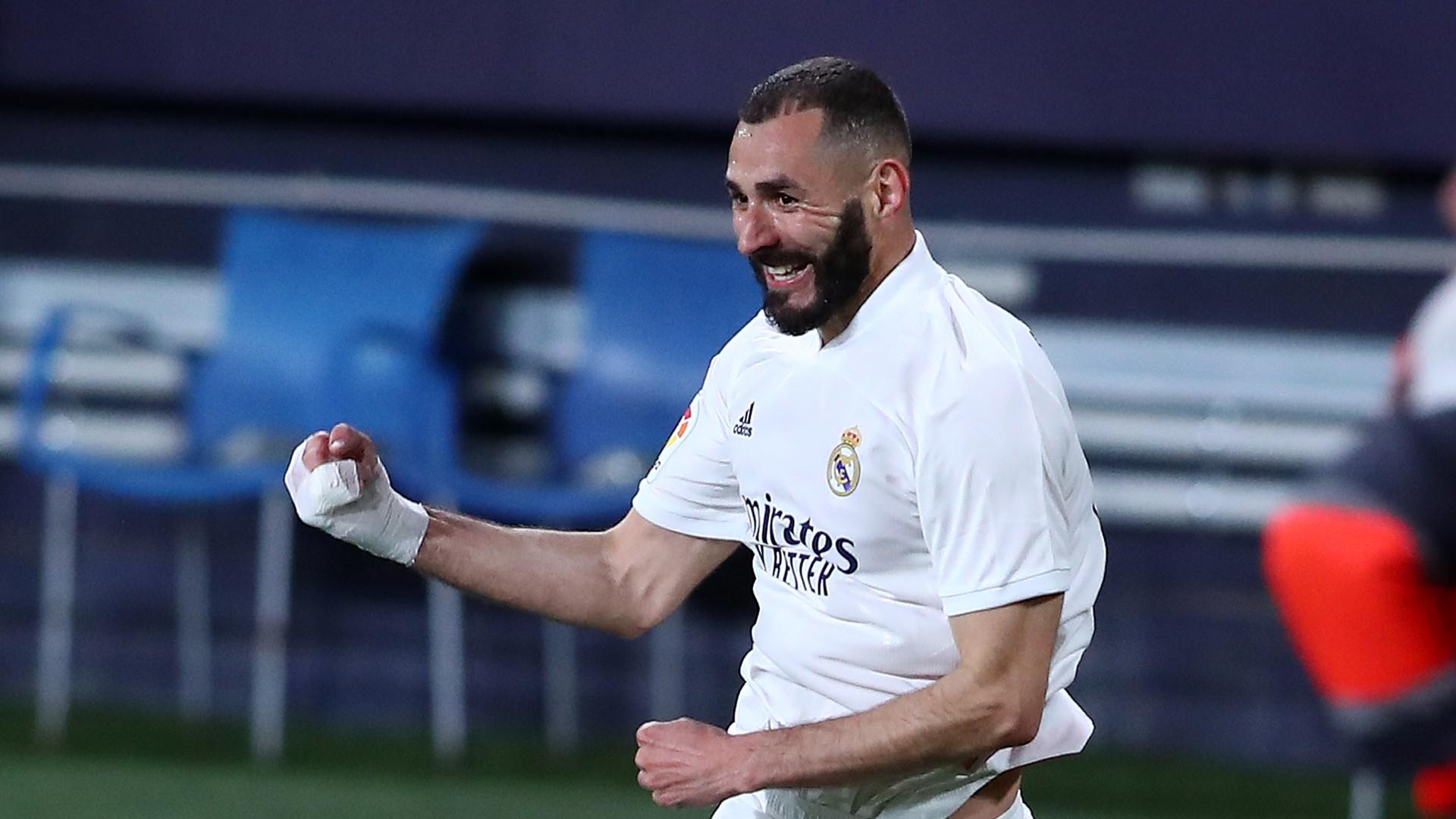 Cadiz 0-3 Real Madrid: Super Benzema scores twice to send Los Blancos top
