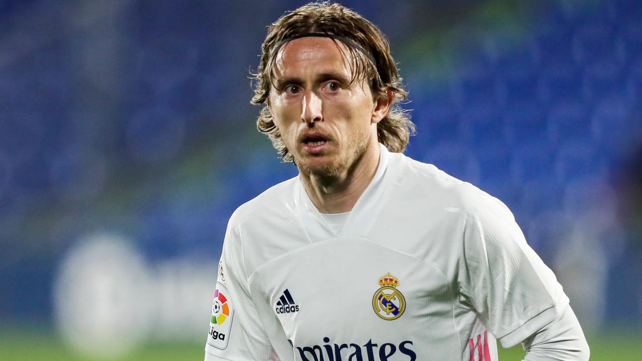 Perez reveals Modric new contract agreement