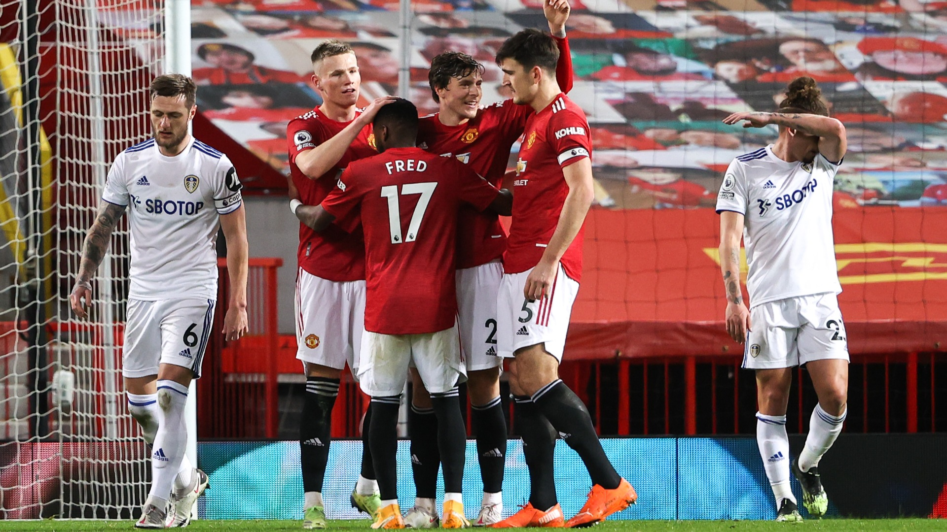 Man Utd's 6-2 'Clasico' win over Leeds not best performance of season, says Fred