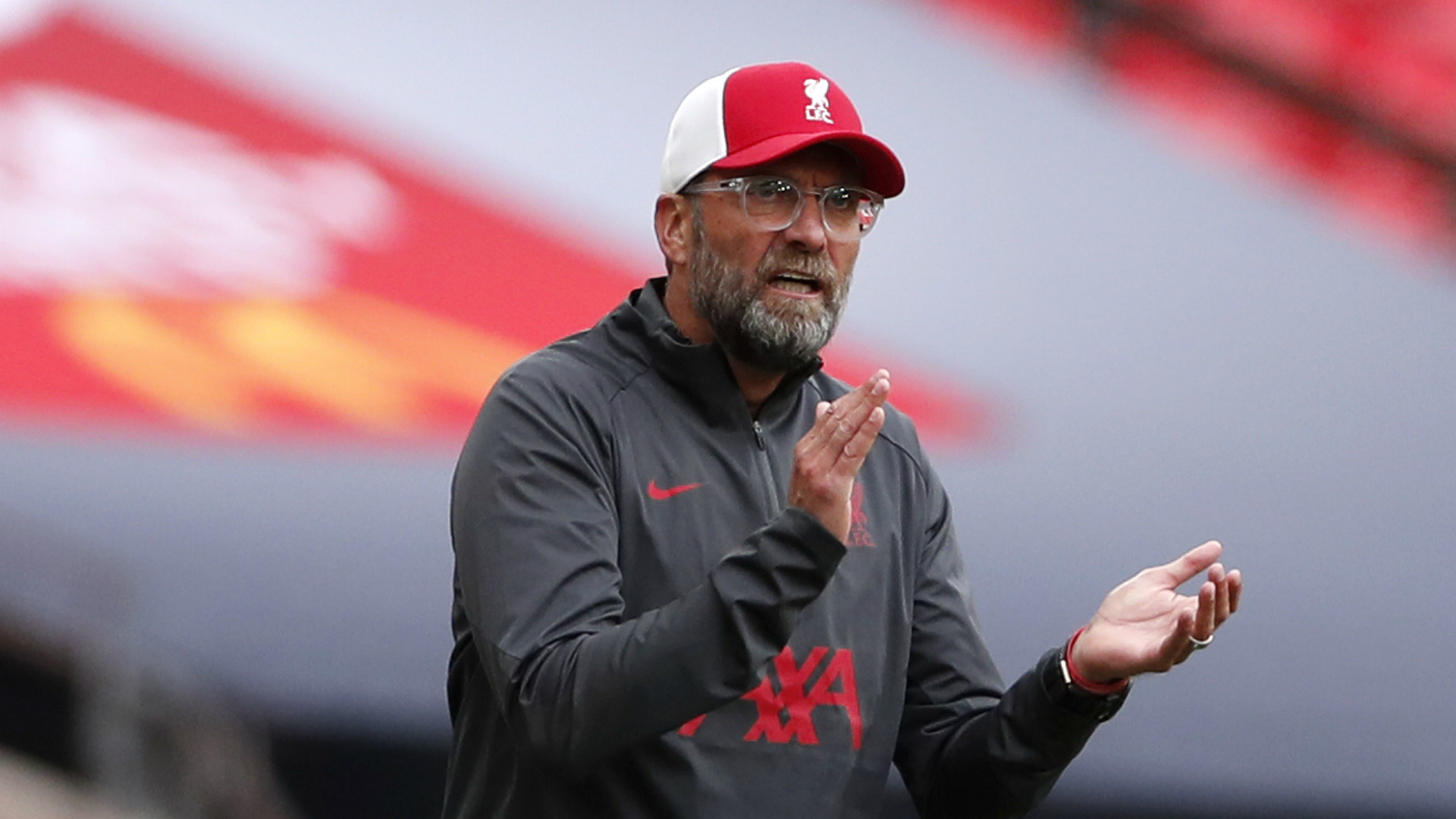 Klopp challenges Liverpool to 'squeeze something out of this season'