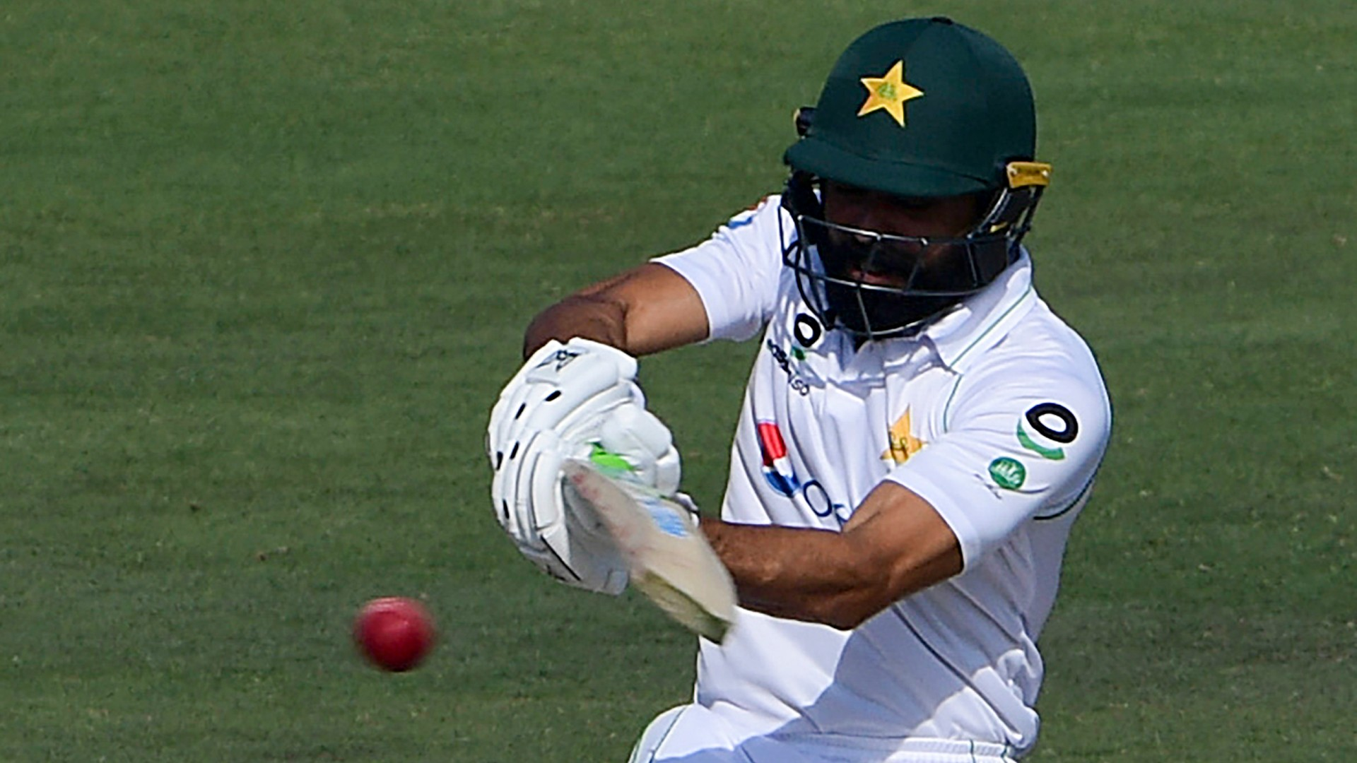 Fourth century for Fawad as Pakistan build big lead over Zimbabwe