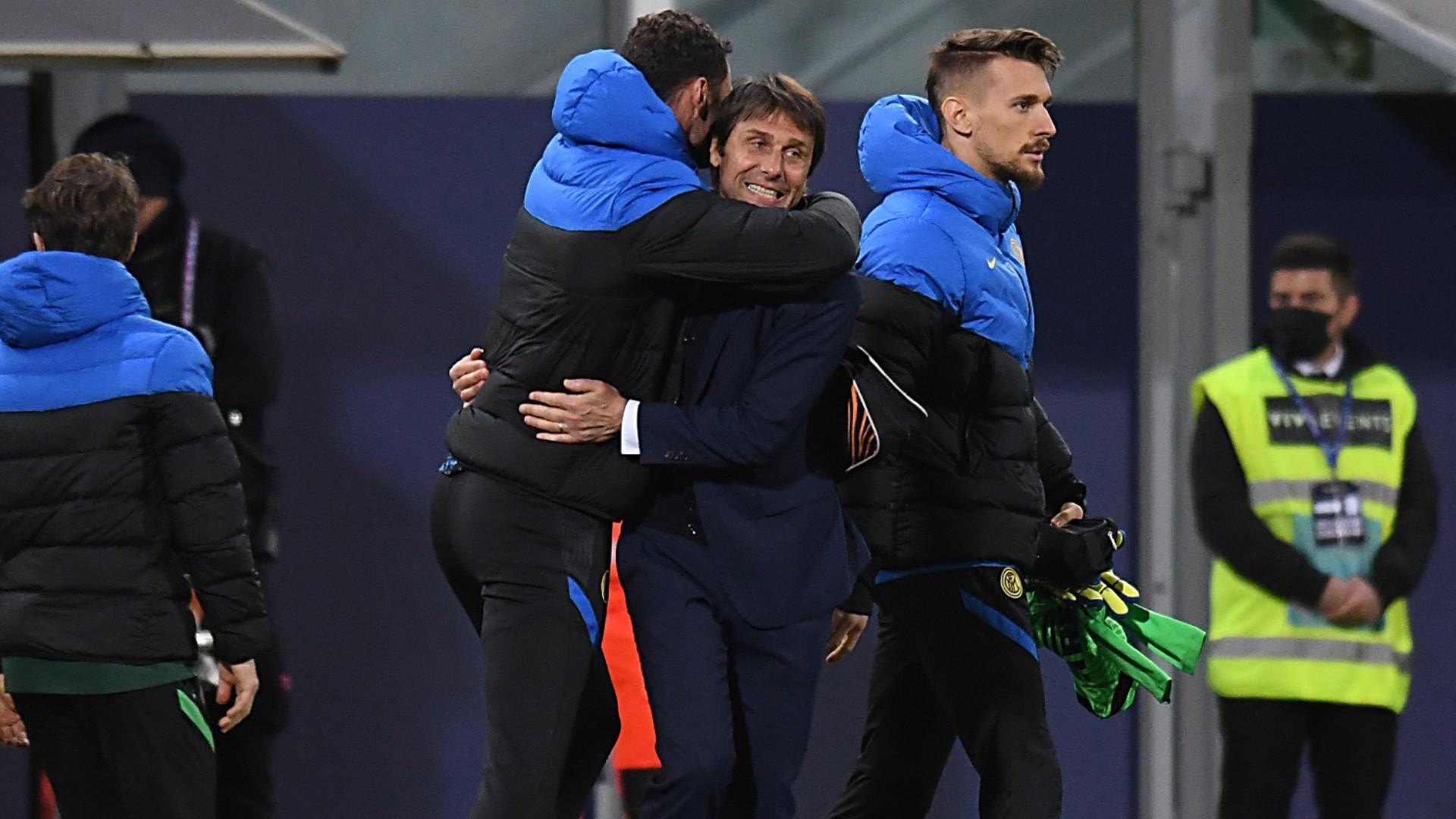 Conte: Inter more ready to win Serie A as Nerazzurri close in on Scudetto