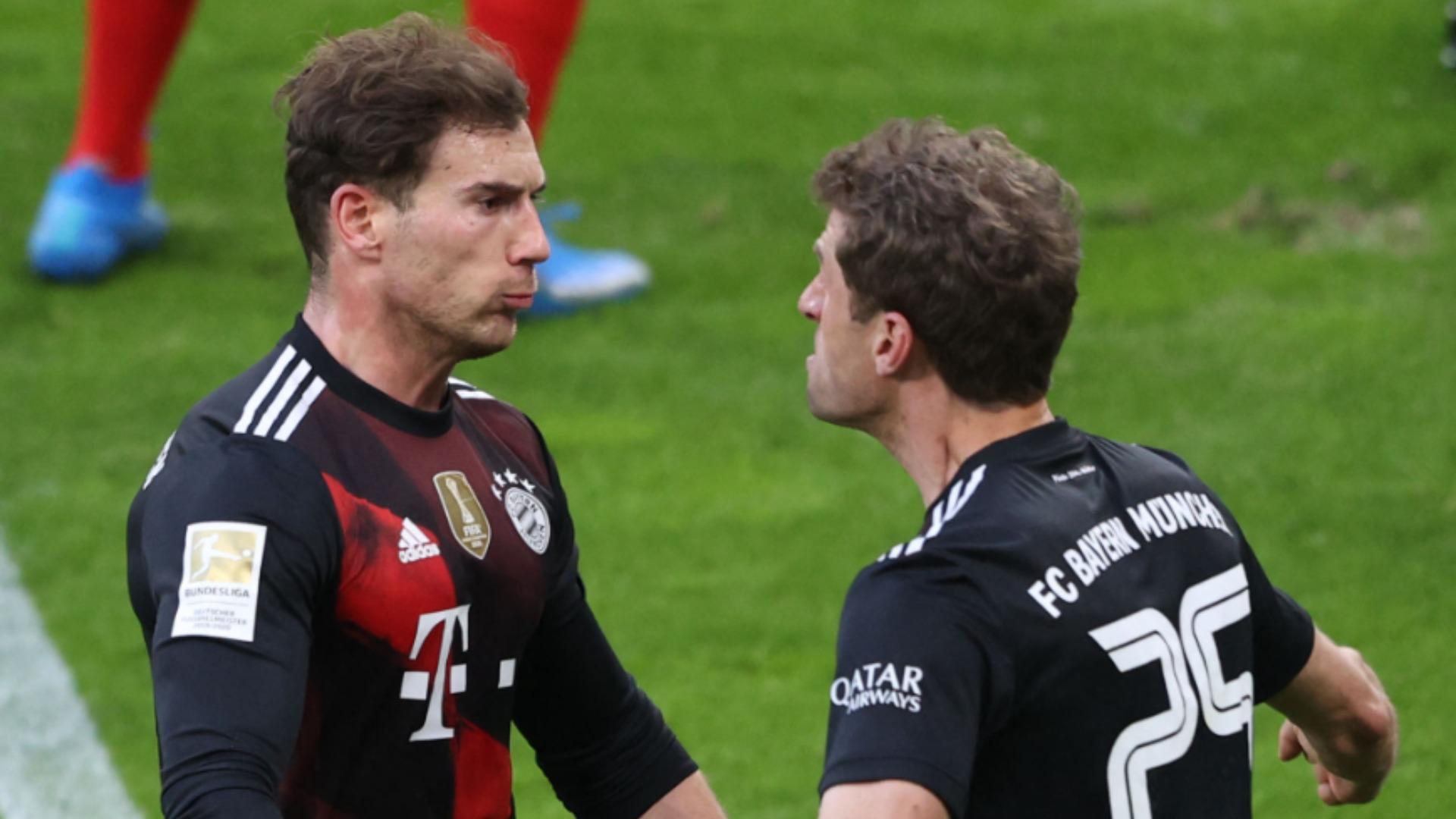 RB Leipzig 0-1 Bayern Munich: Goretzka moves Flick's men seven points clear