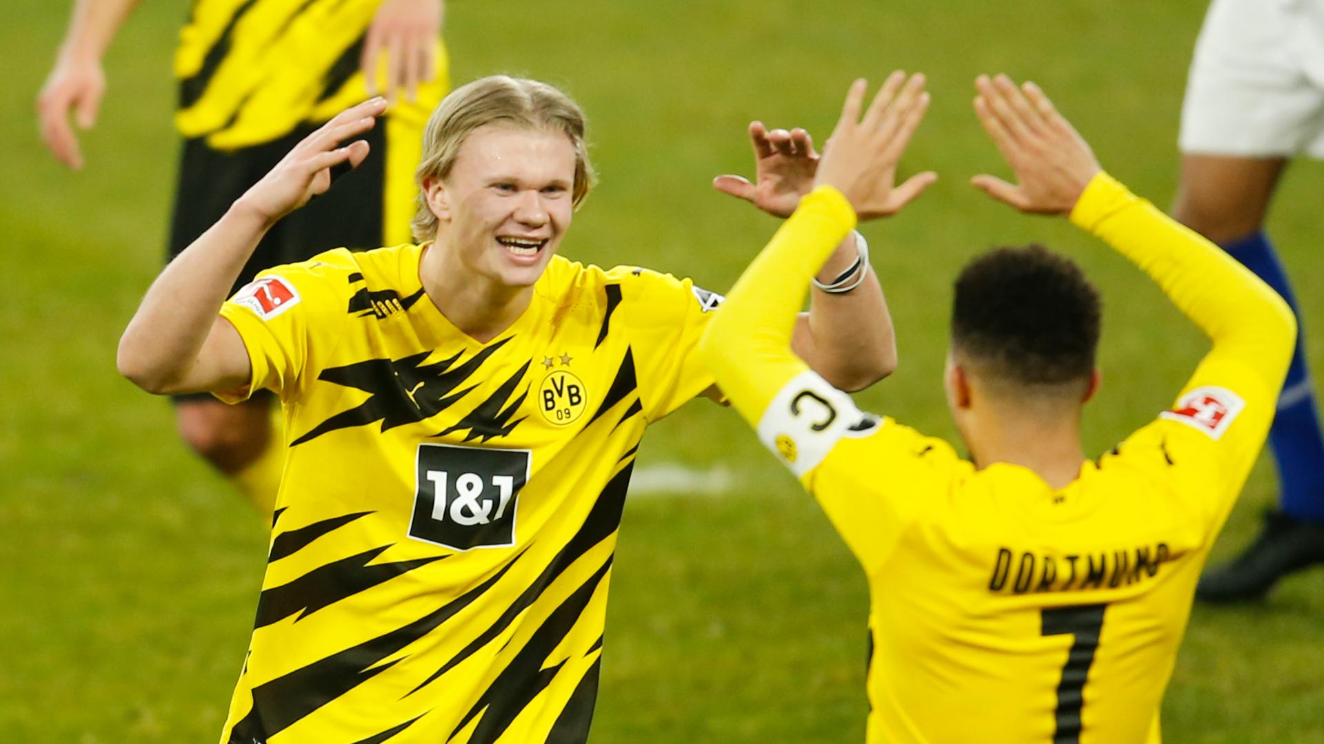 Dortmund have 'no alternative' to Haaland, would listen to 'exceptional' Sancho offer – Watzke