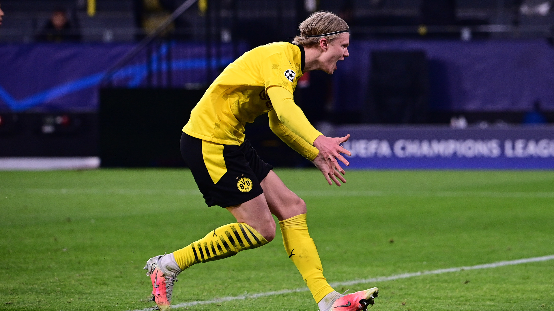A blind guy would realise Haaland's quality – Guardiola primed for Dortmund showdown