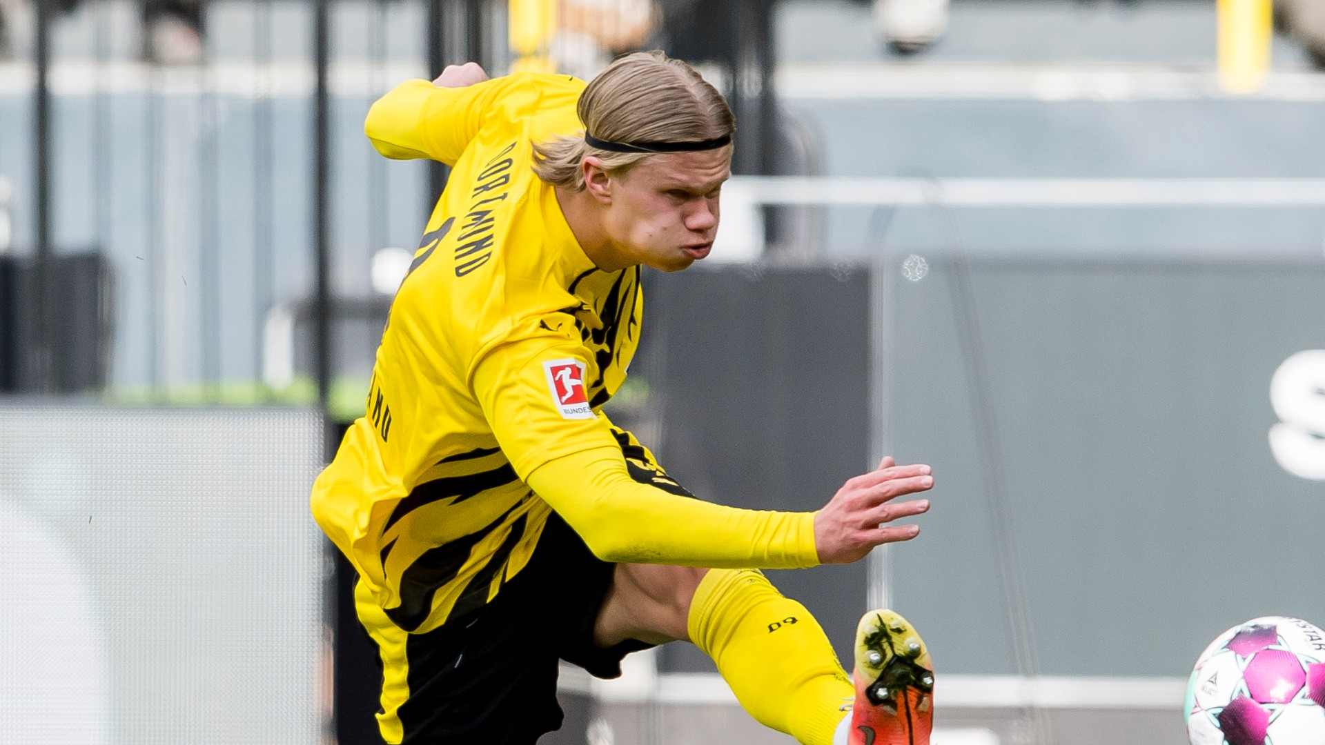 Guardiola's next number nine? Haaland set to audition for football's toughest gig