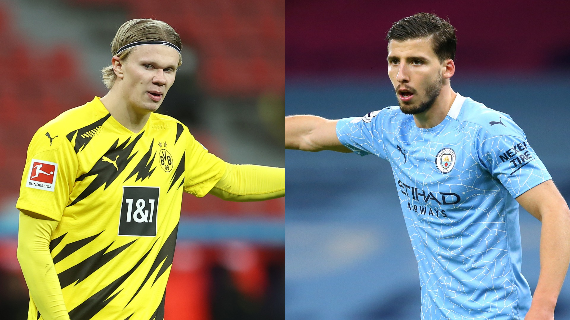 Haaland-Dias battle will be key in Man City v Dortmund, says Wright-Phillips
