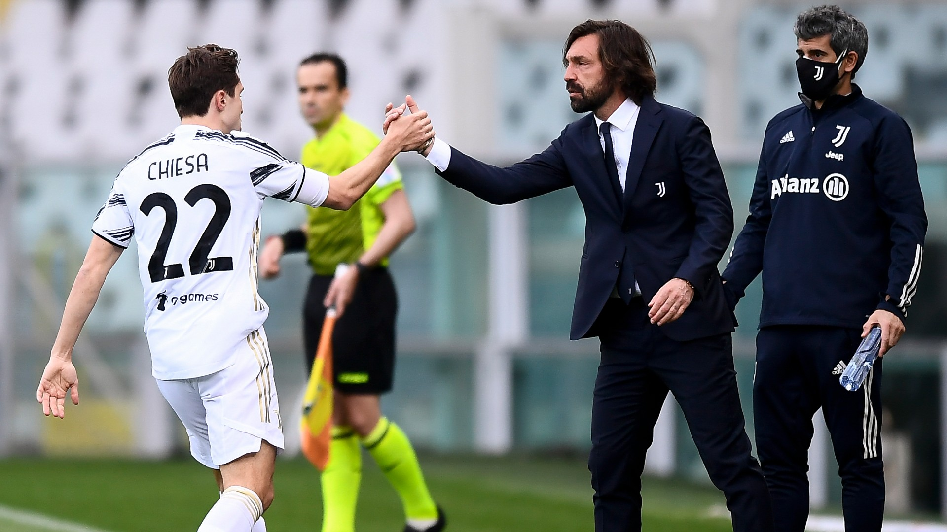 Juve should show some faith in under-fire Pirlo, says Cannavaro