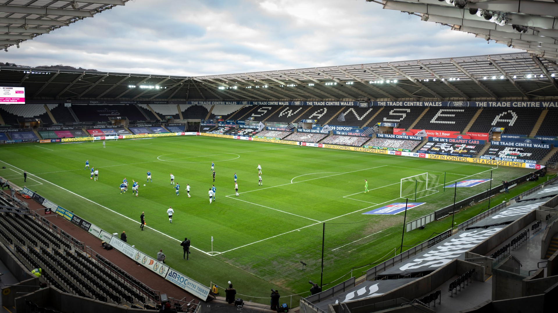 Swansea City to boycott social media in stand against 'abhorrent' online abuse