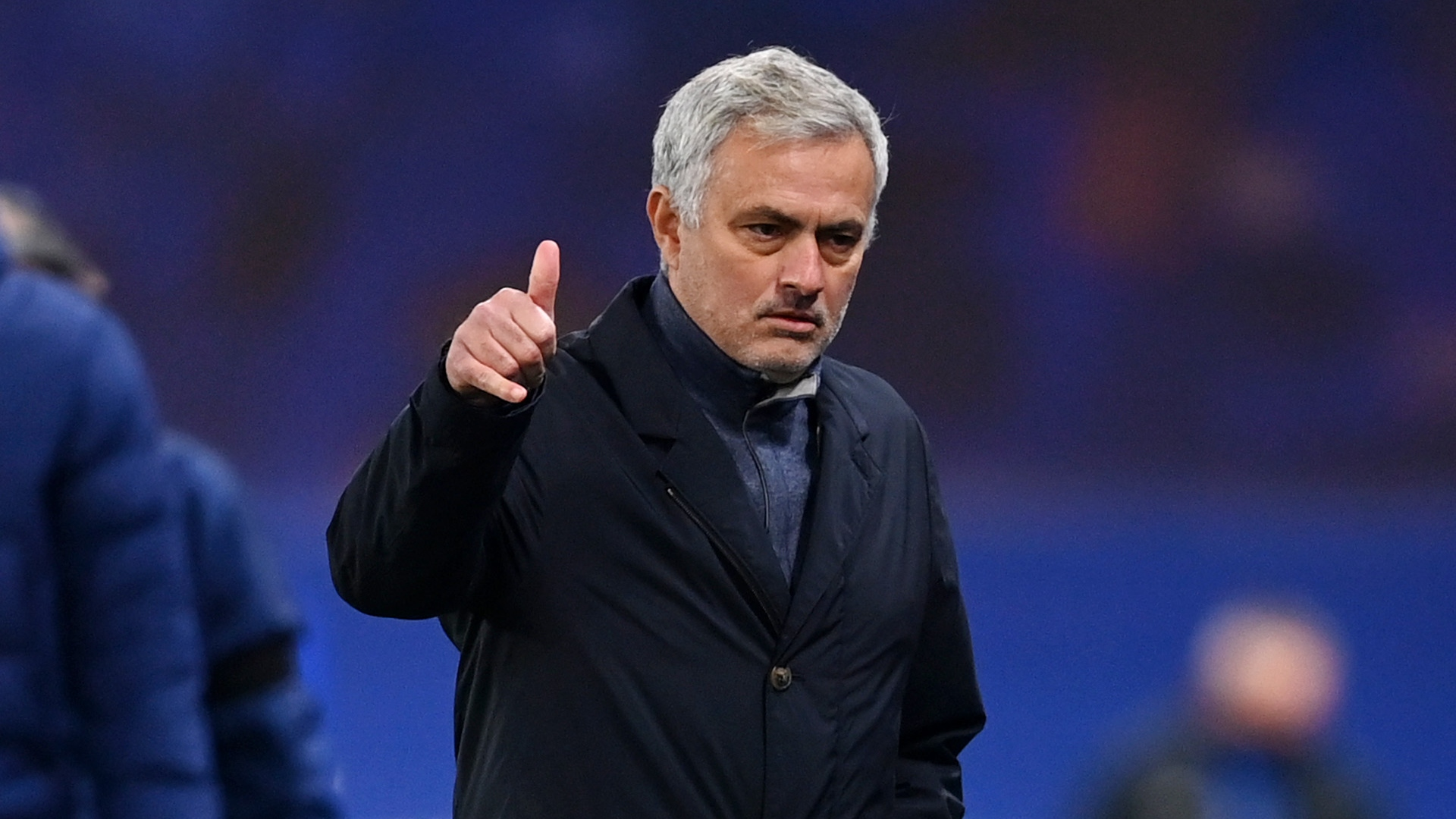Mourinho vows Spurs are ready to 'fight' to clinch double against Man Utd