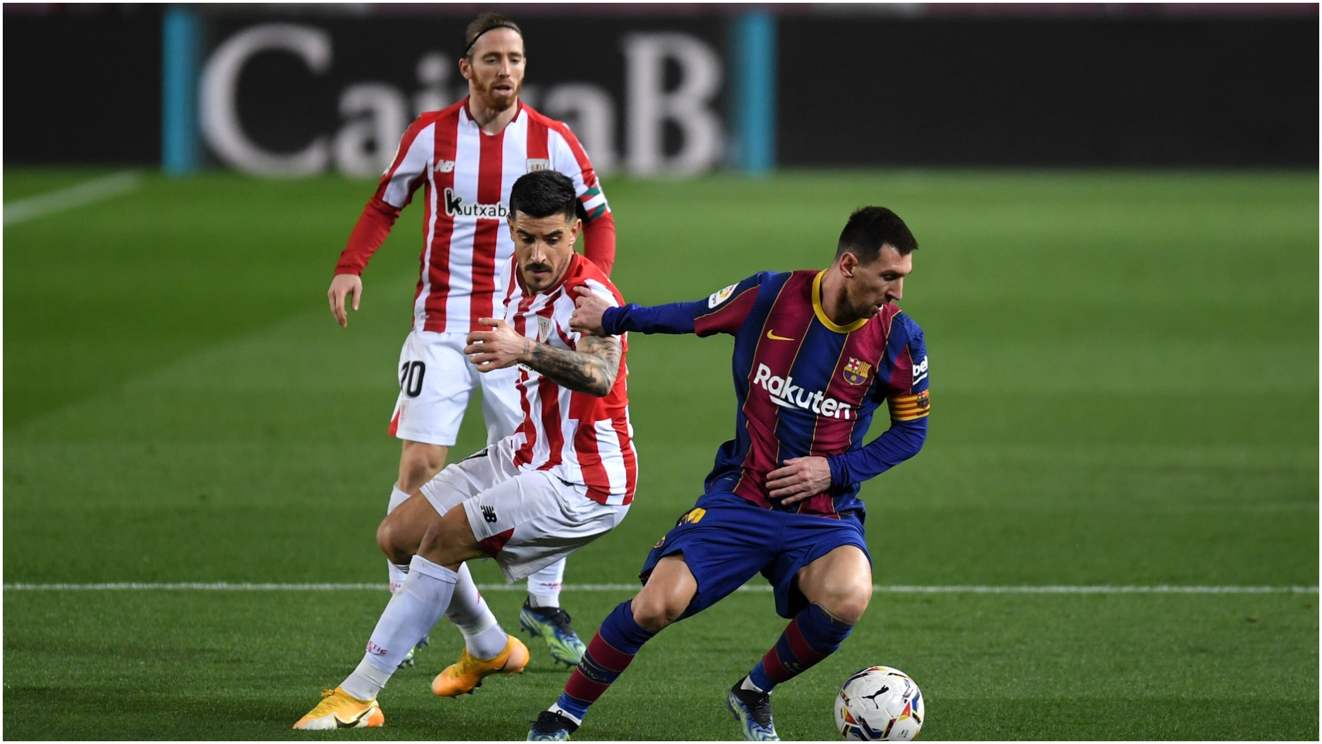 Barcelona can't aspire to much without Messi, warns Koeman