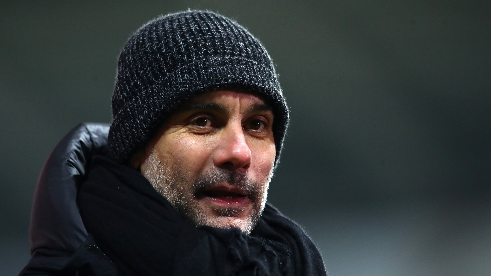 Guardiola proud of Man City after record 15th consecutive win