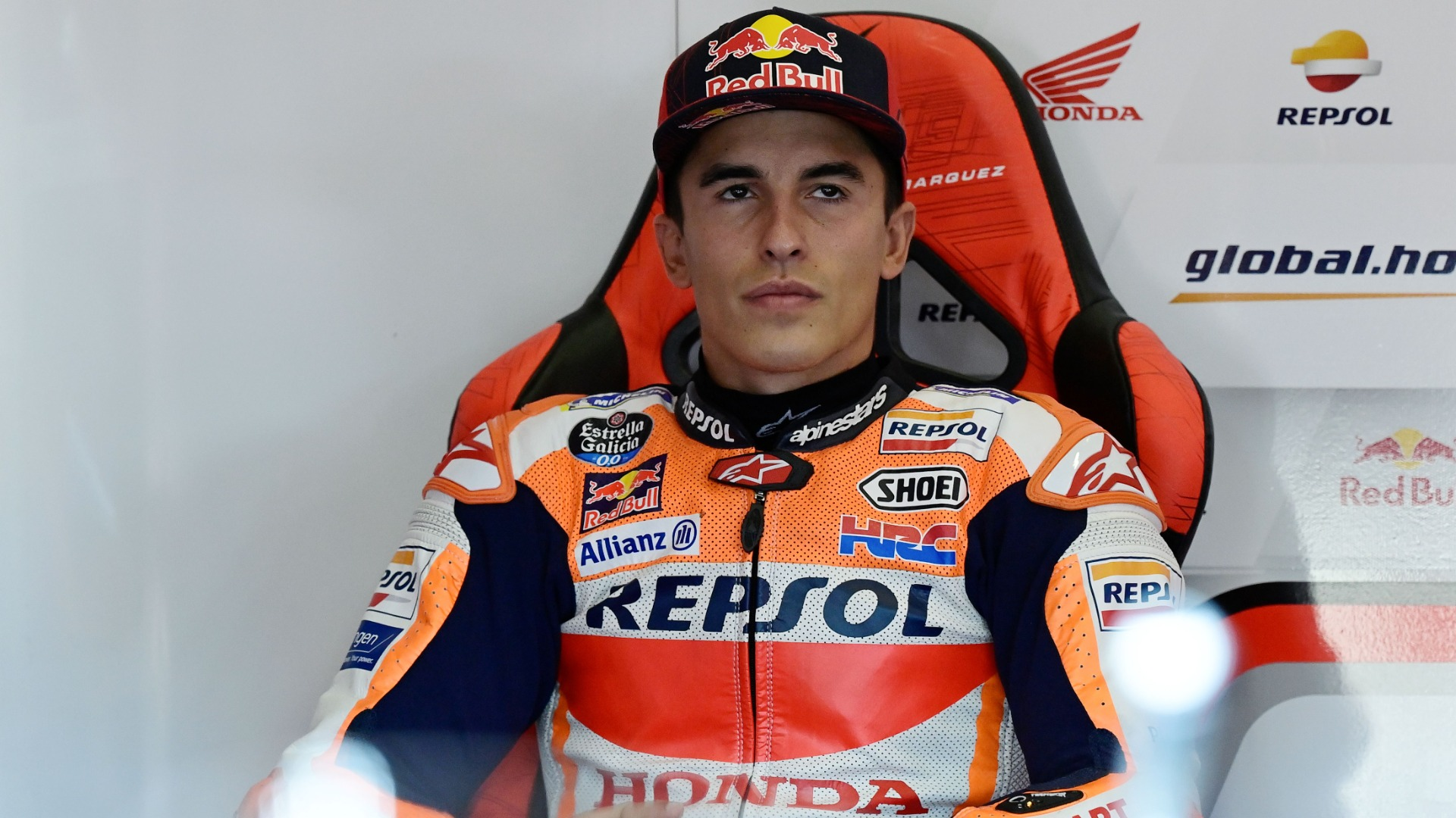 Marquez to step up recovery ahead of 2021 MotoGP season