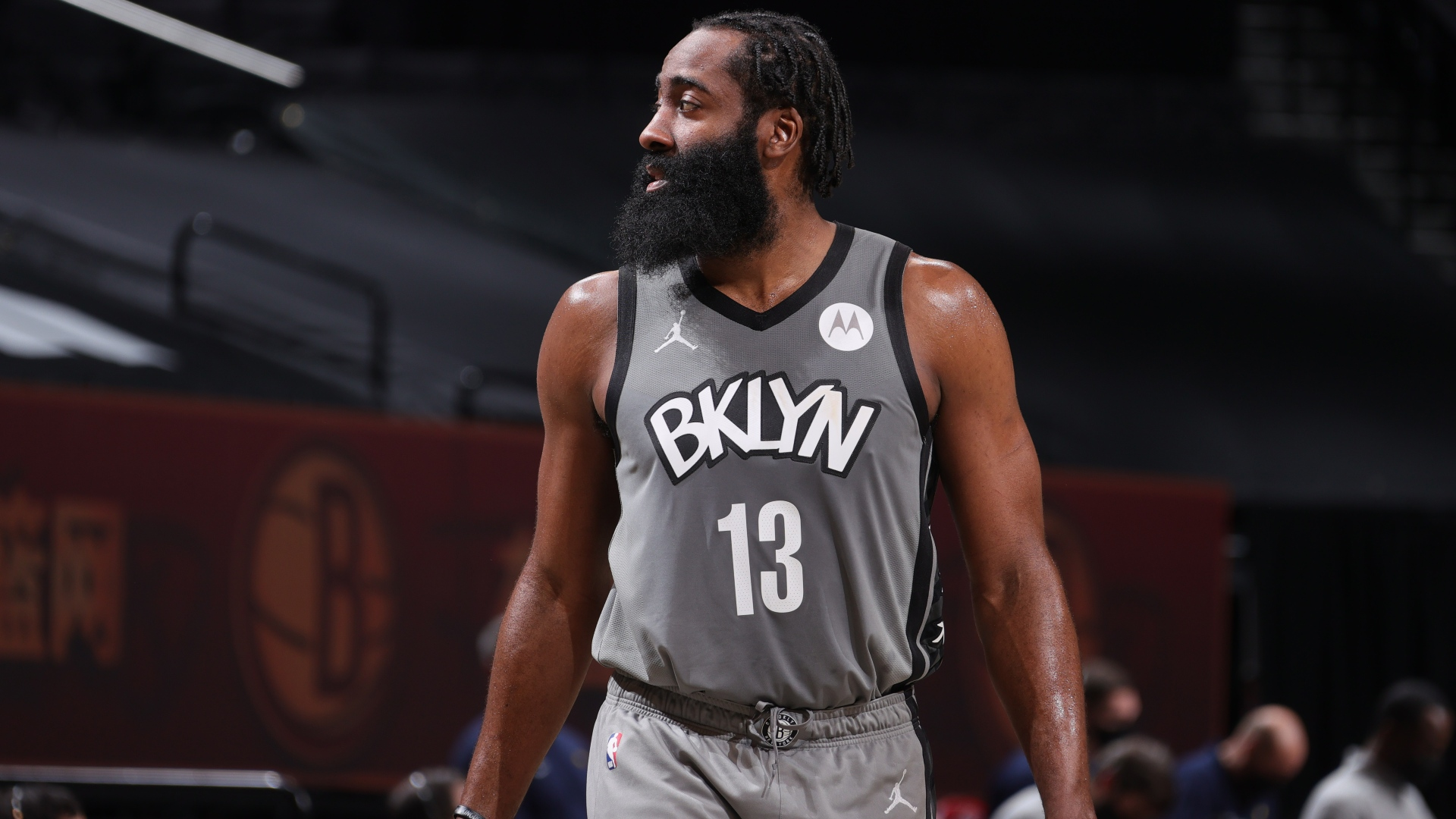 James Harden apologises for 'drama' of Rockets exit