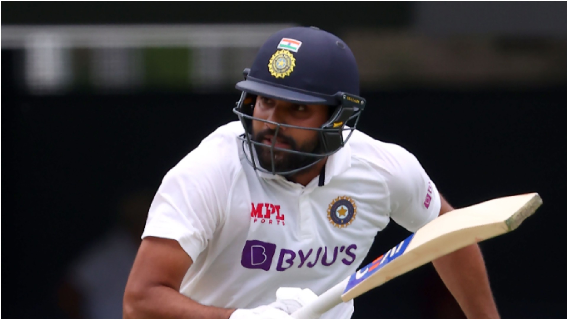 Rahane hails Rohit's positive intent after India take hold against England