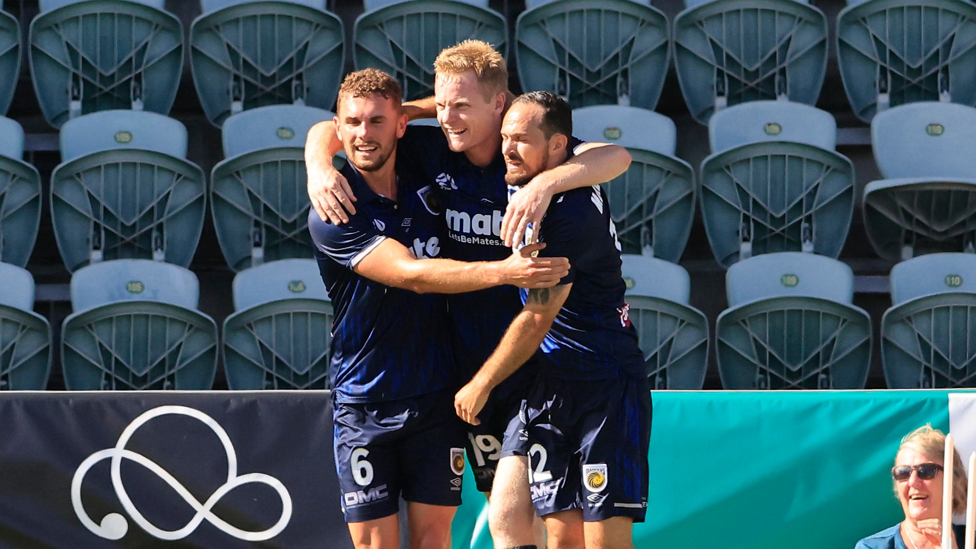A-League: Mariners clear at the top as Brisbane are held